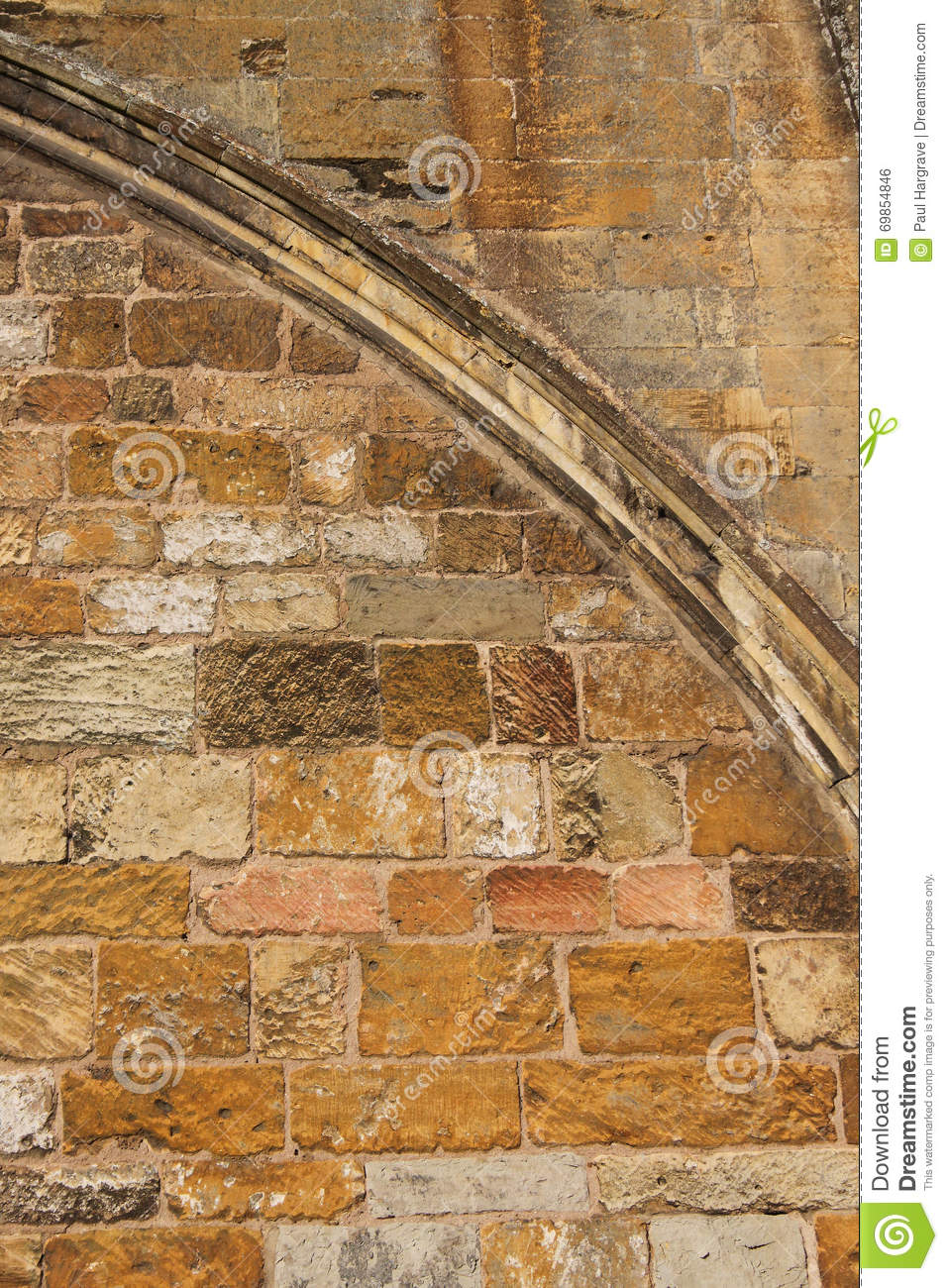 Abbaye de Tewkesbury, Angleterre, détail architectural