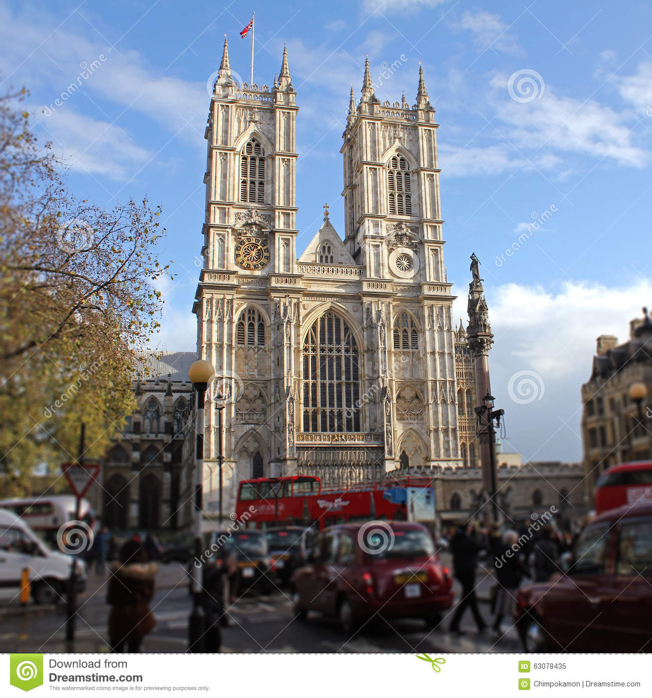 Download Abbaye de Westminster image stock. Image du londres, course - 63078435