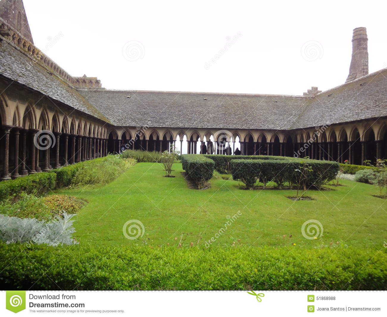 Abbaye et jardins de mont saint michel normandie france for Au jardin st michel pontorson france