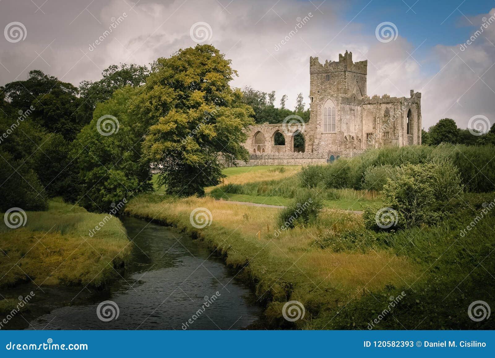 Abbazia di Tintern contea Wexford l irlanda