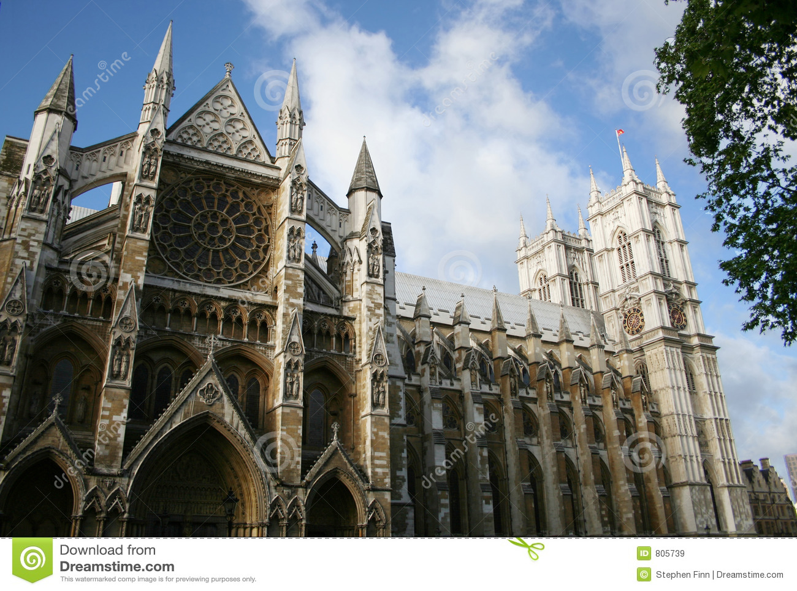 Abbazia Di Westminster Londra Immagini Stock Libere Da