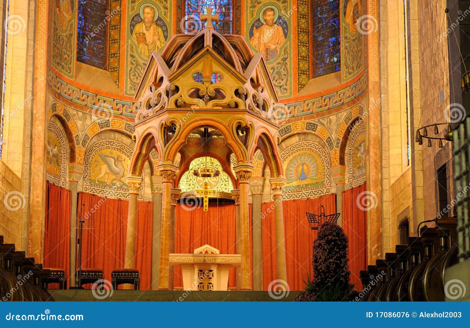 Abbazia Maria Laach di Romanesque