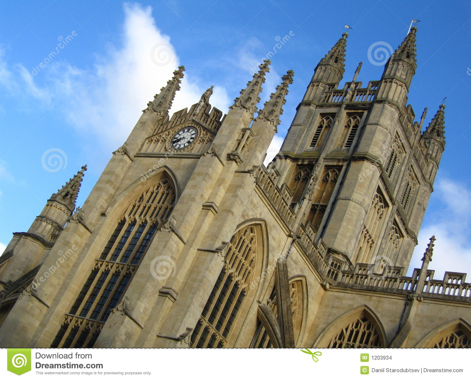 Abbey, Bath UK