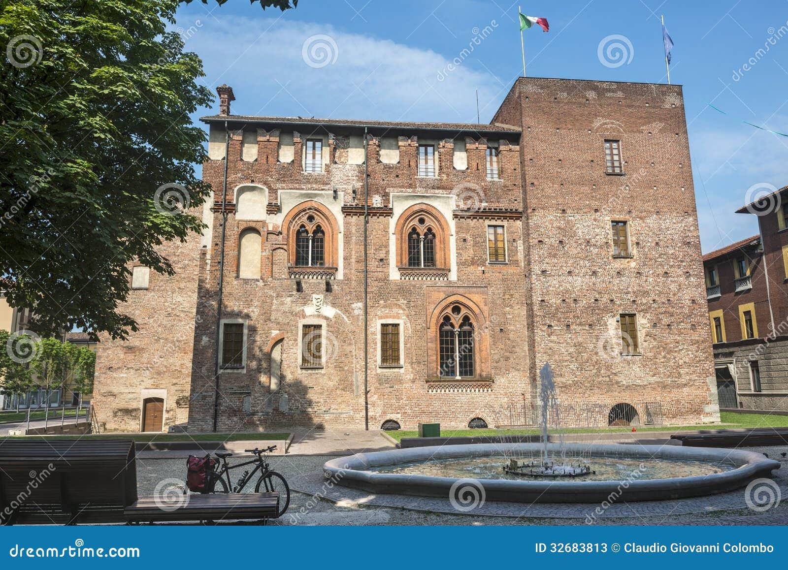 Abbiategrasso (Milán, Italia)