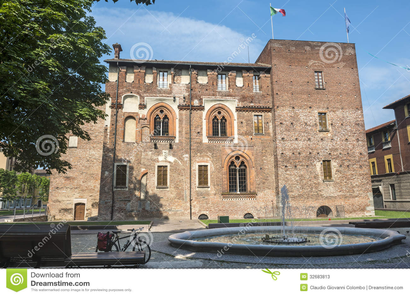 Abbiategrasso (Milan, Italien)