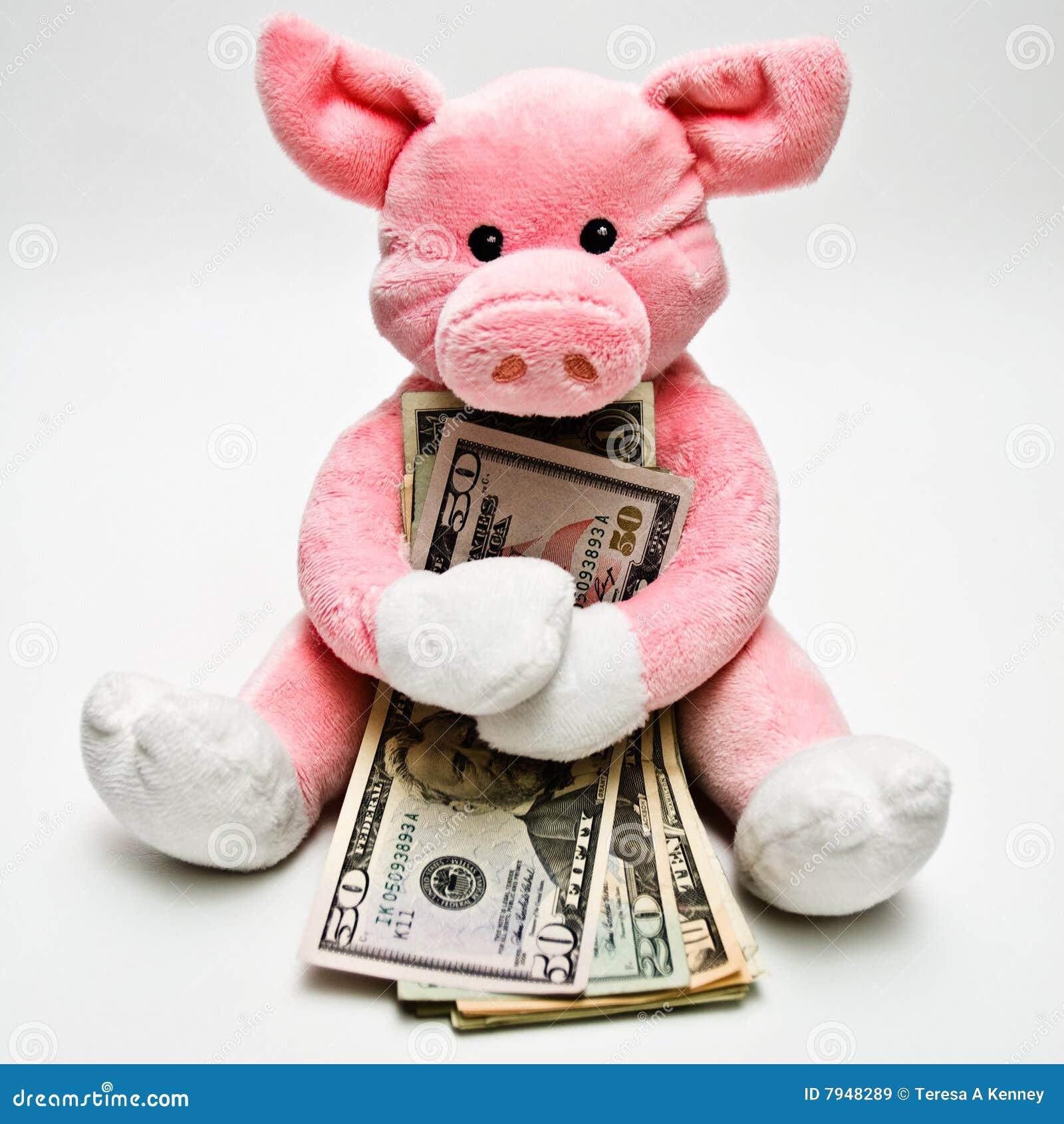 Abbracciare soldi
