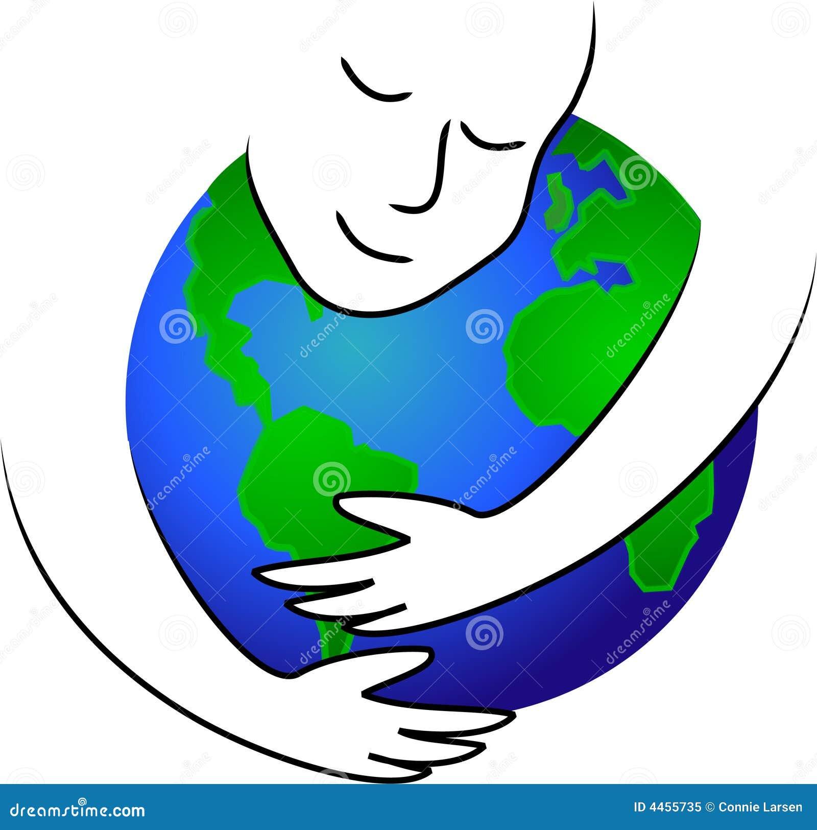 Abbraccio/ENV della terra