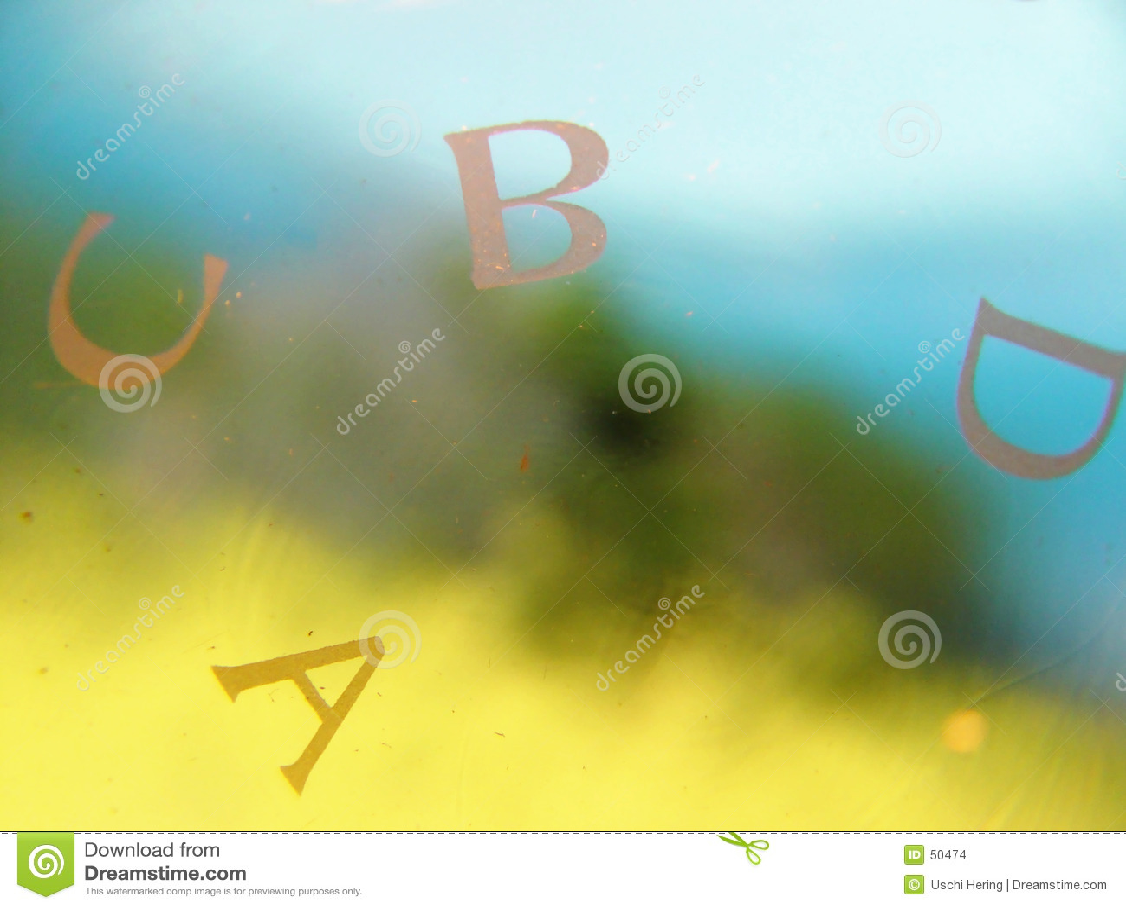 Download ABC 2 photo stock. Image du abstrait, concept, vert, soufflé - 50474