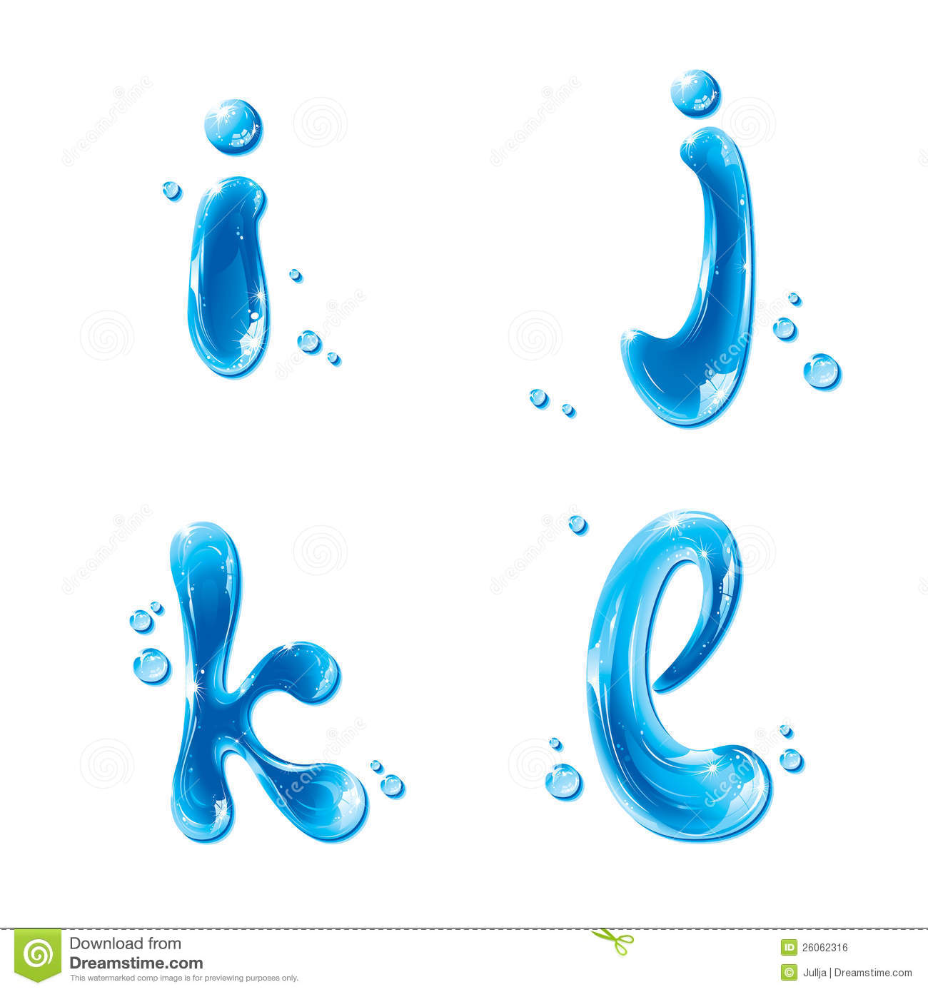 How to draw bubble letter E