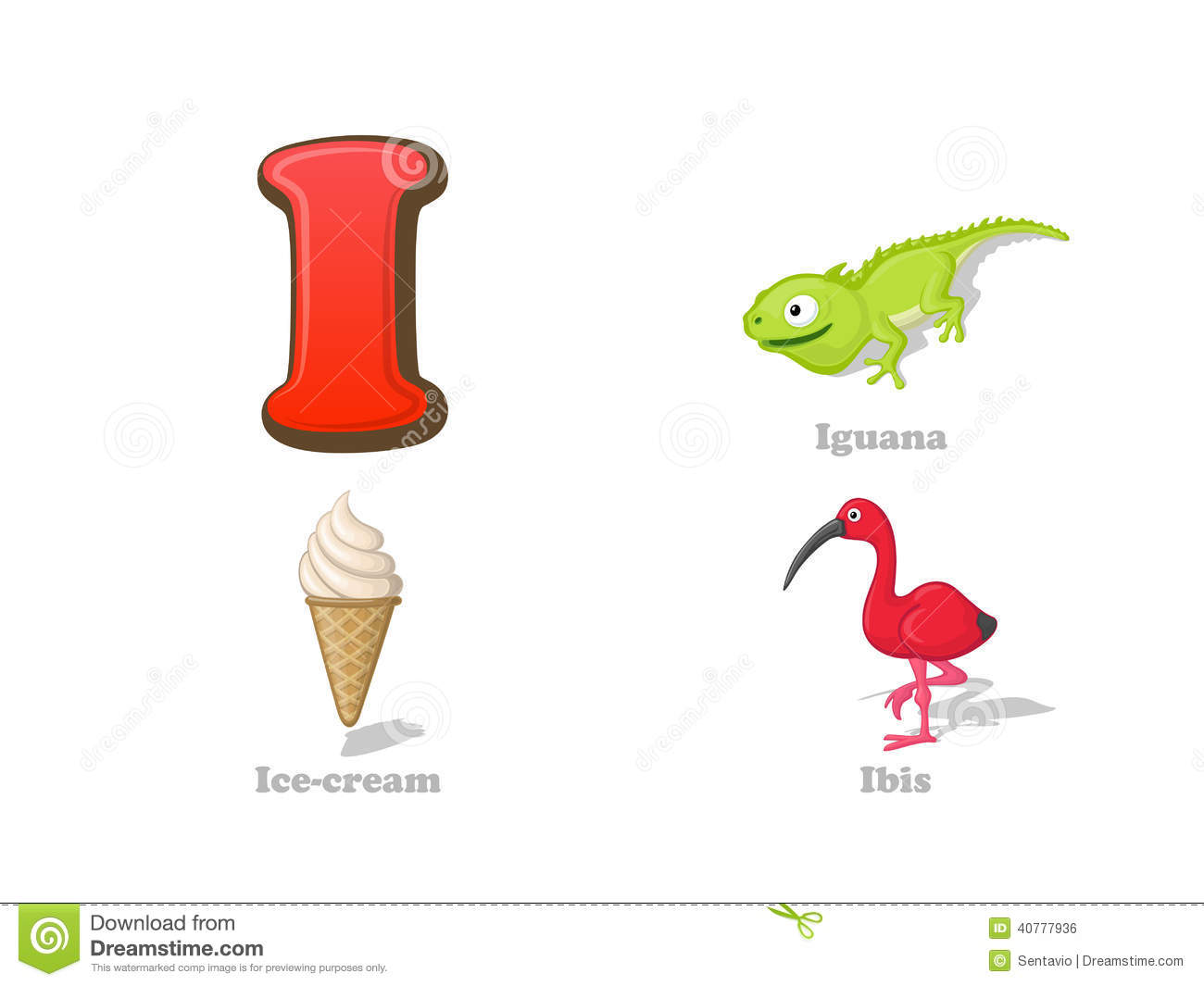 Letters Of The Alphabet Animal Island