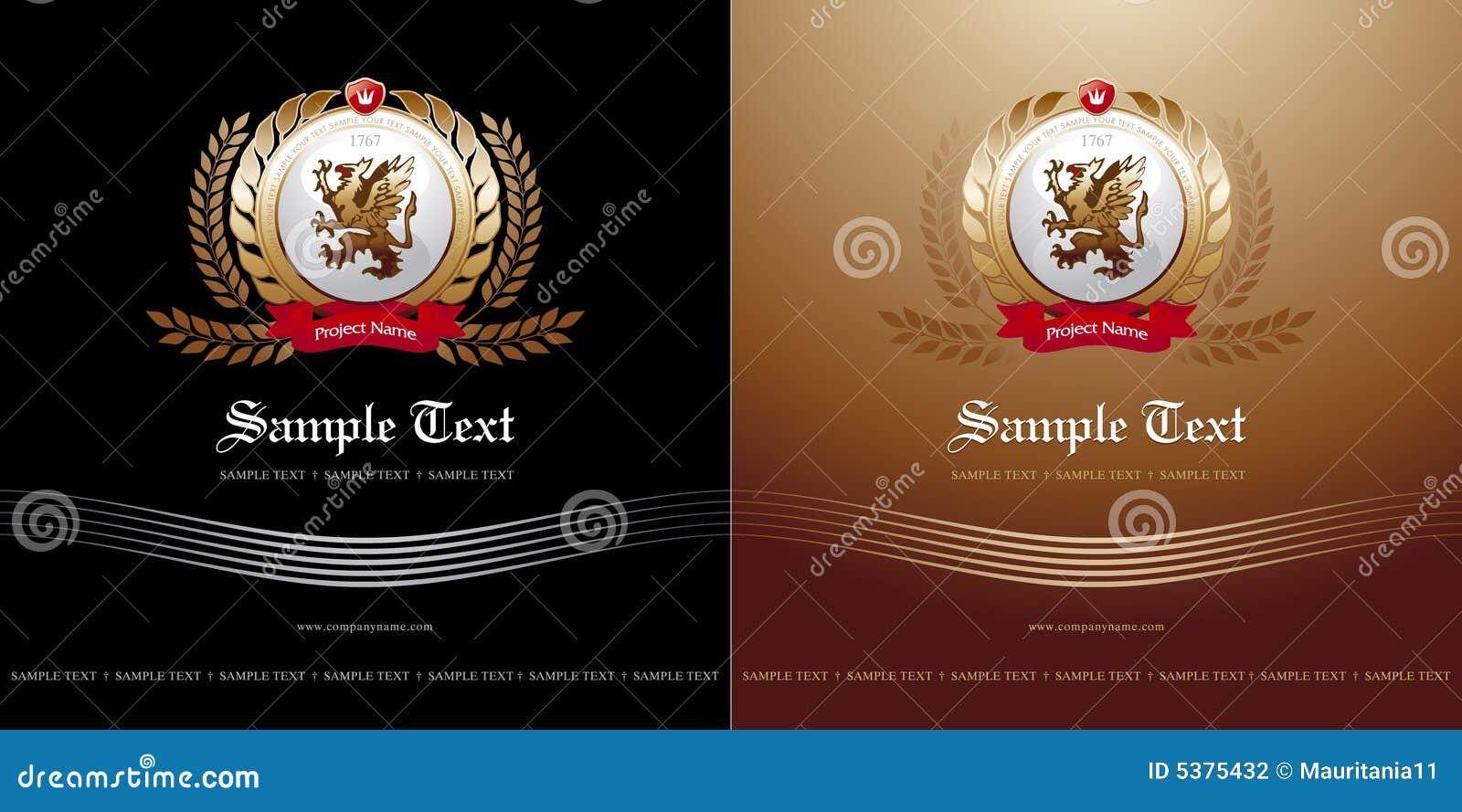 Abdeckung mit Zeichenmantel in zwei Varianten