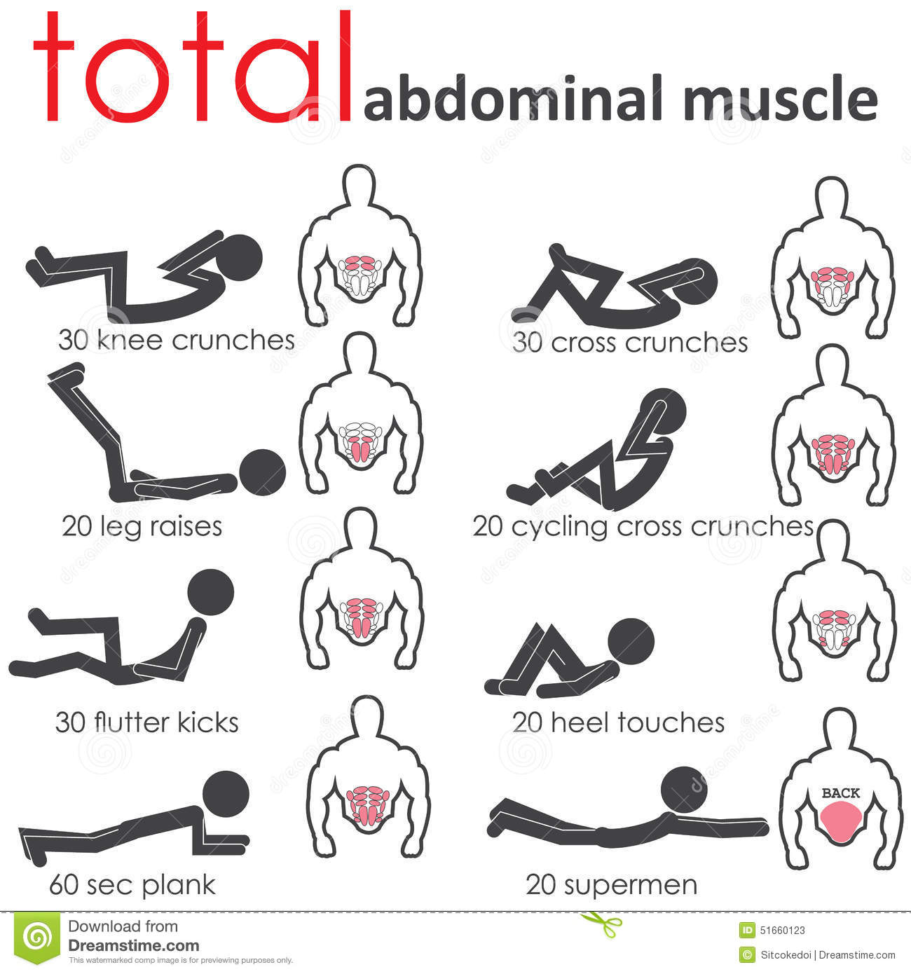 How to build abdominal muscles 96