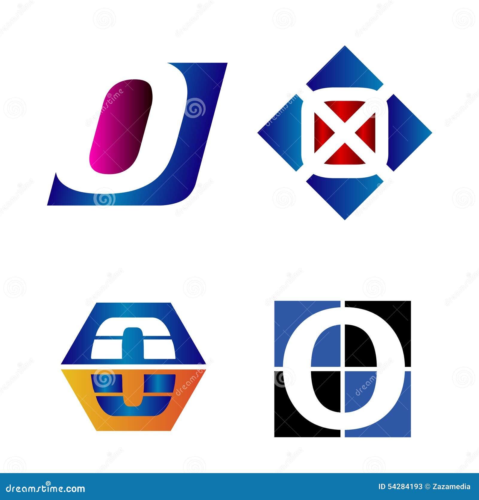 Abecadłowy pojęć projekta listu logo list o