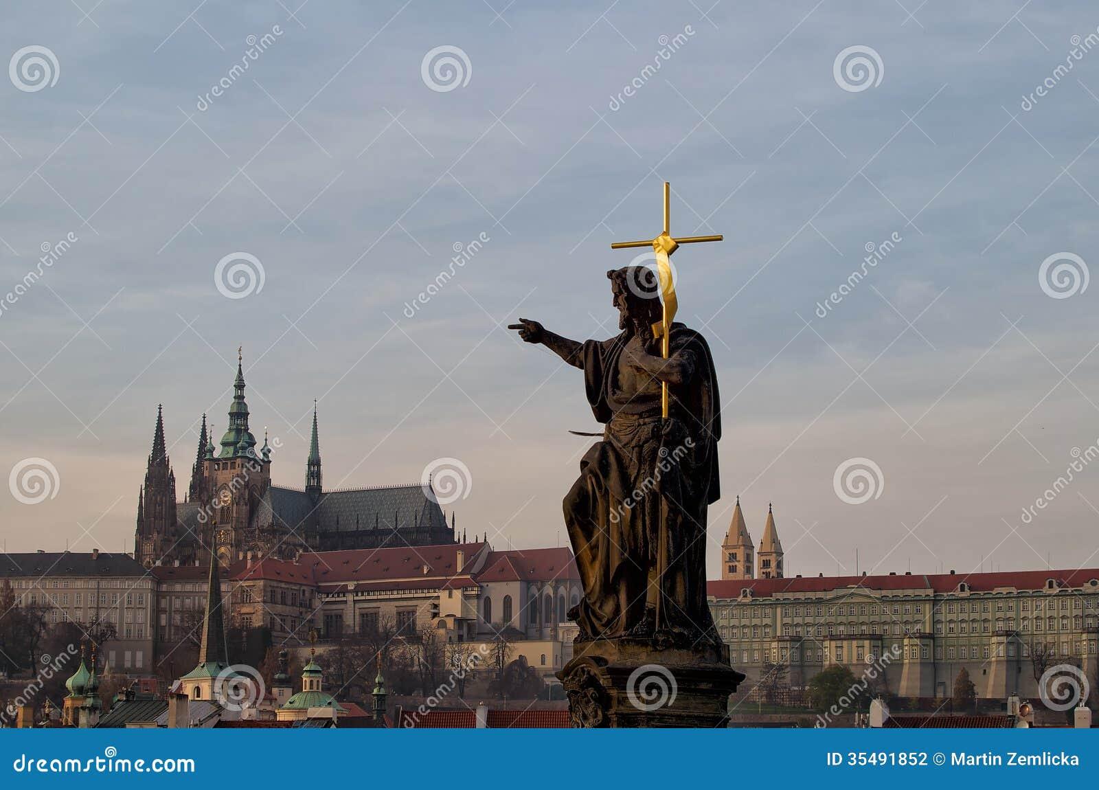 Abençoe-o Praga