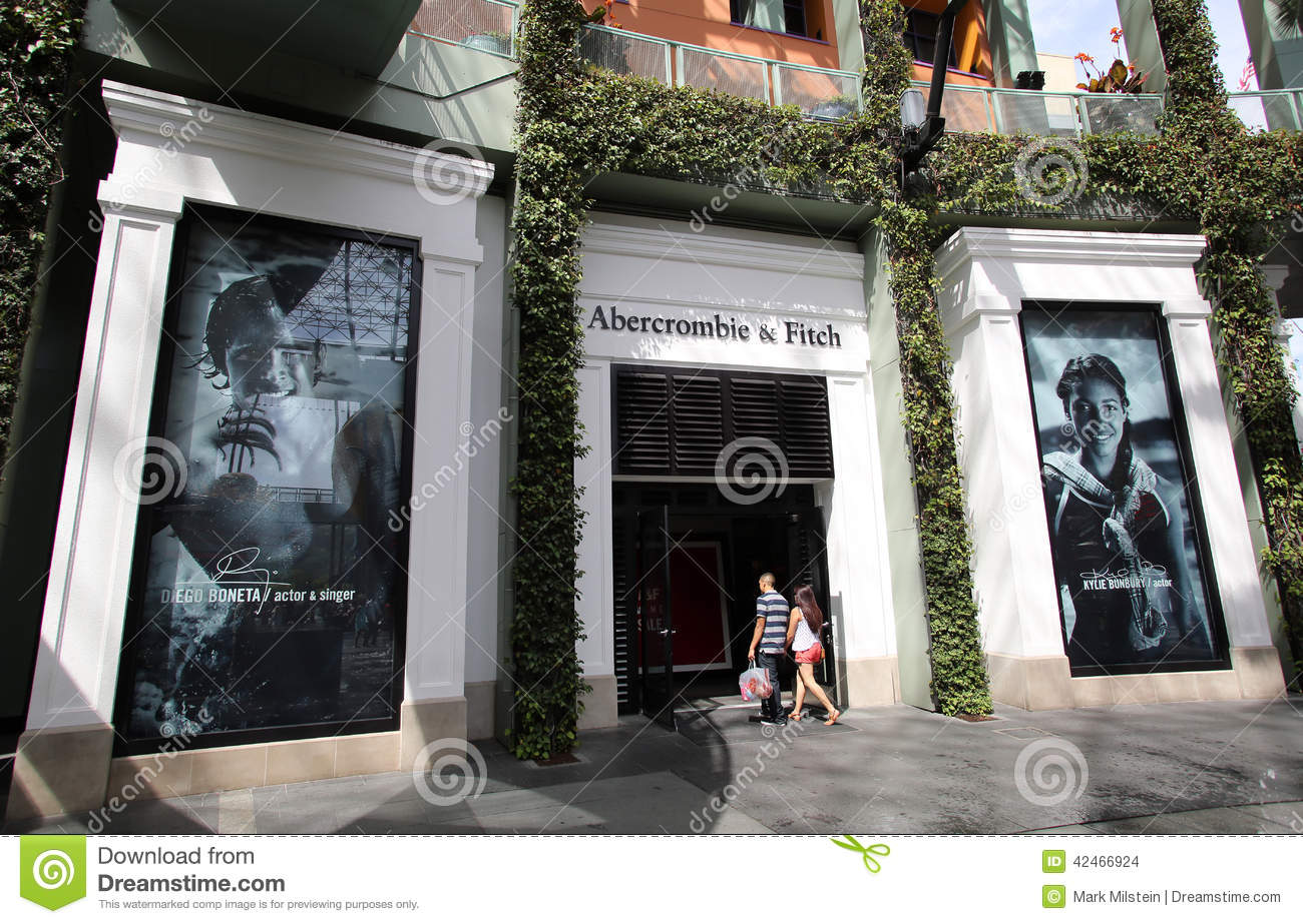ABERCROMBIE ΚΑΙ ΙΜΑΤΙΣΜΌΣ FITCH