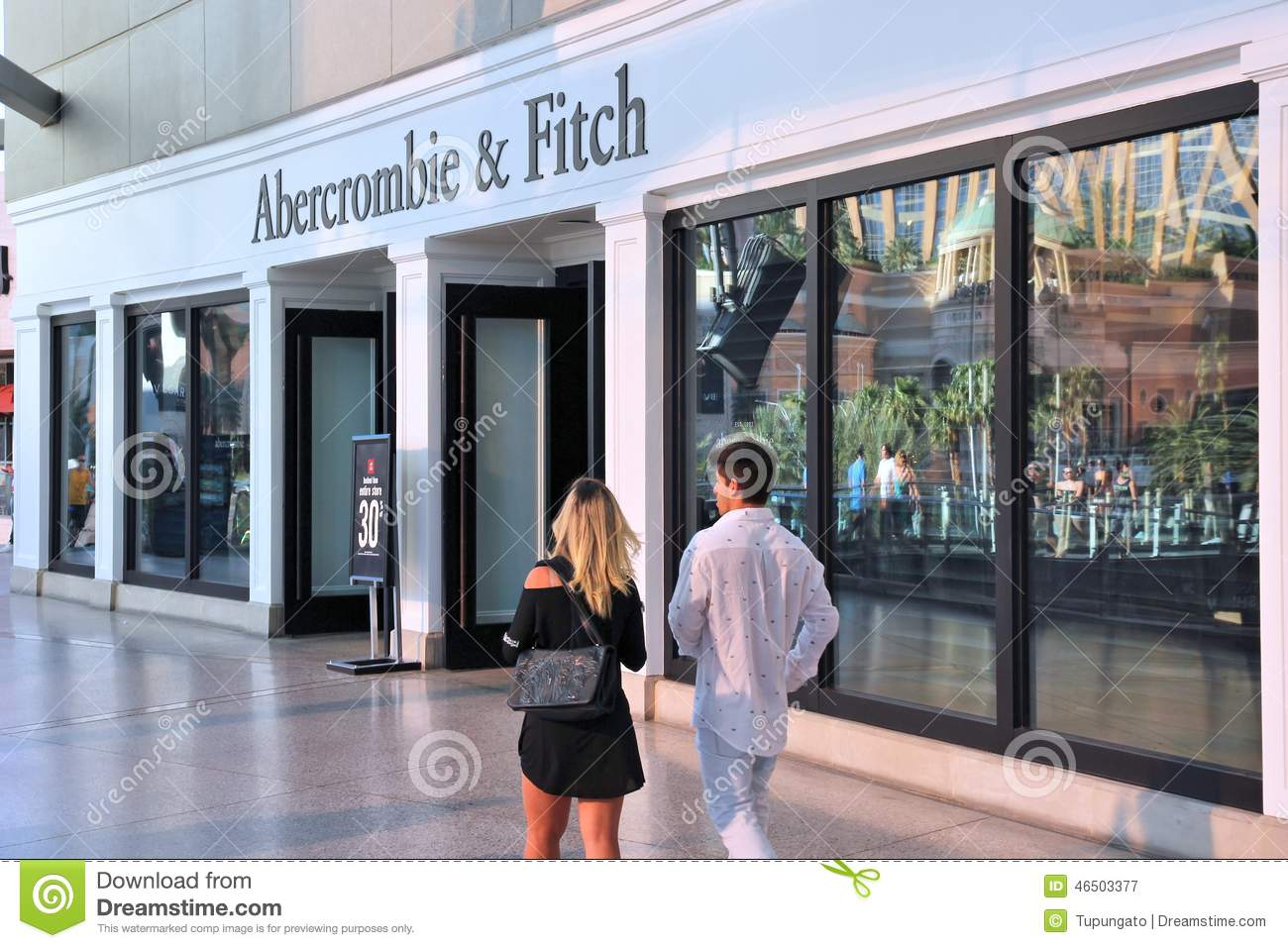 abercrombie and fitch editorial photography image of brand 46503377