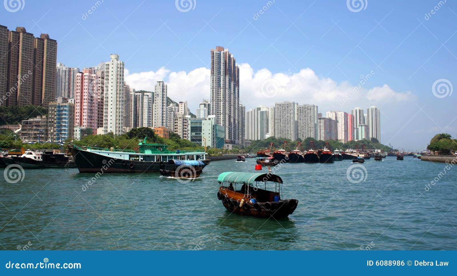 Aberdeen, Hong Kong, China
