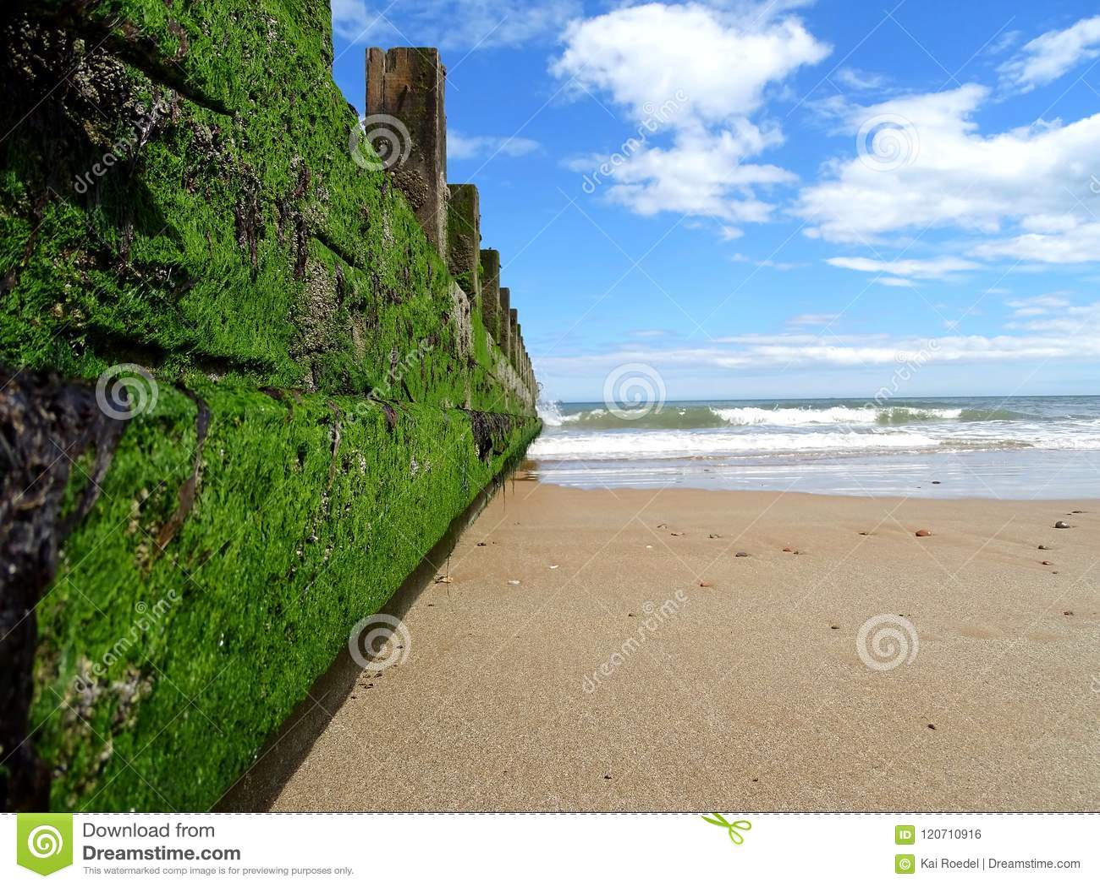 Aberdeen strand