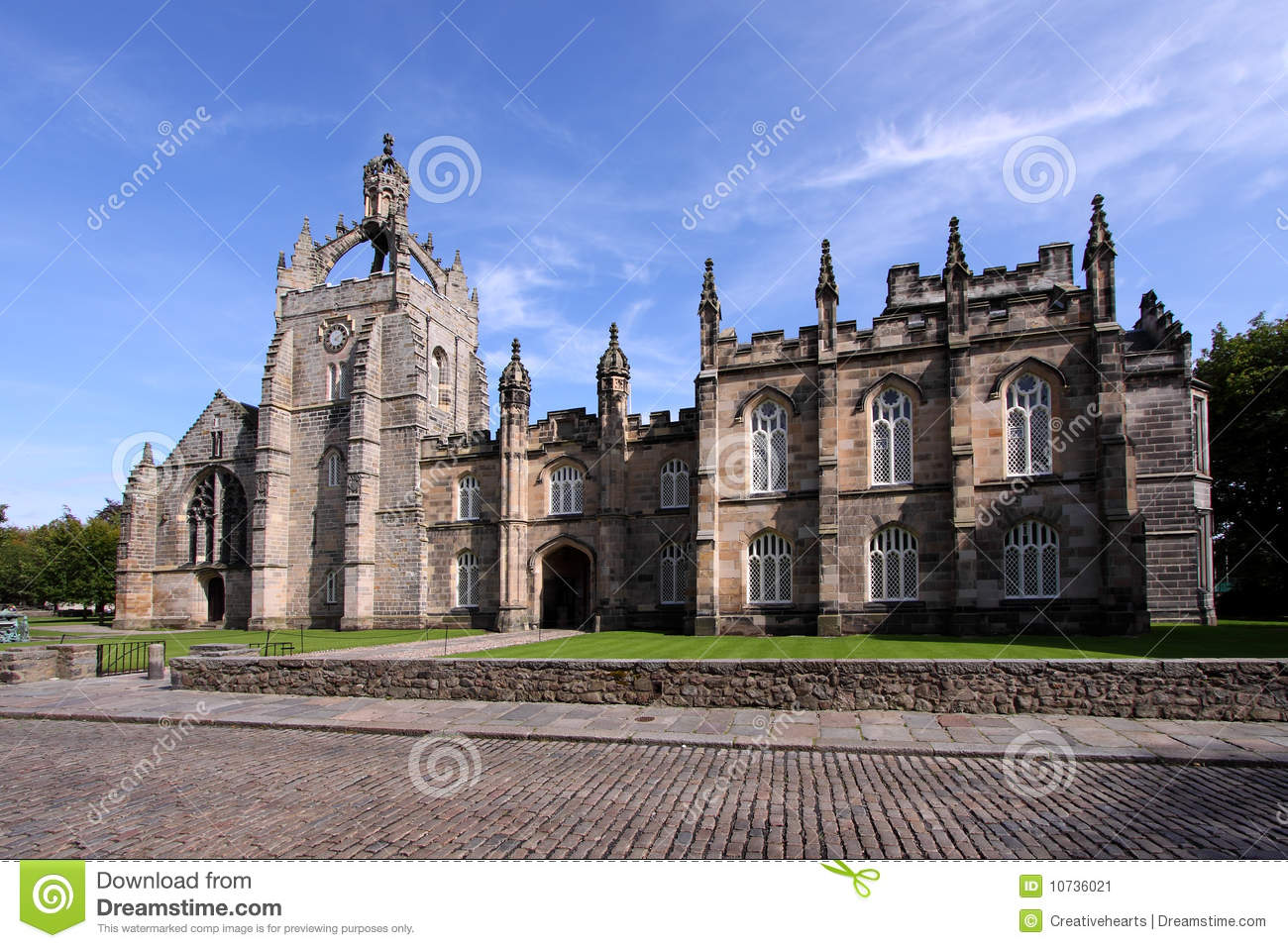 aberdeen university dating Note the striking towers on the west front, with their sandstone spires dating from  1518  founded in 1494 in what's known as old aberdeen, the university and.