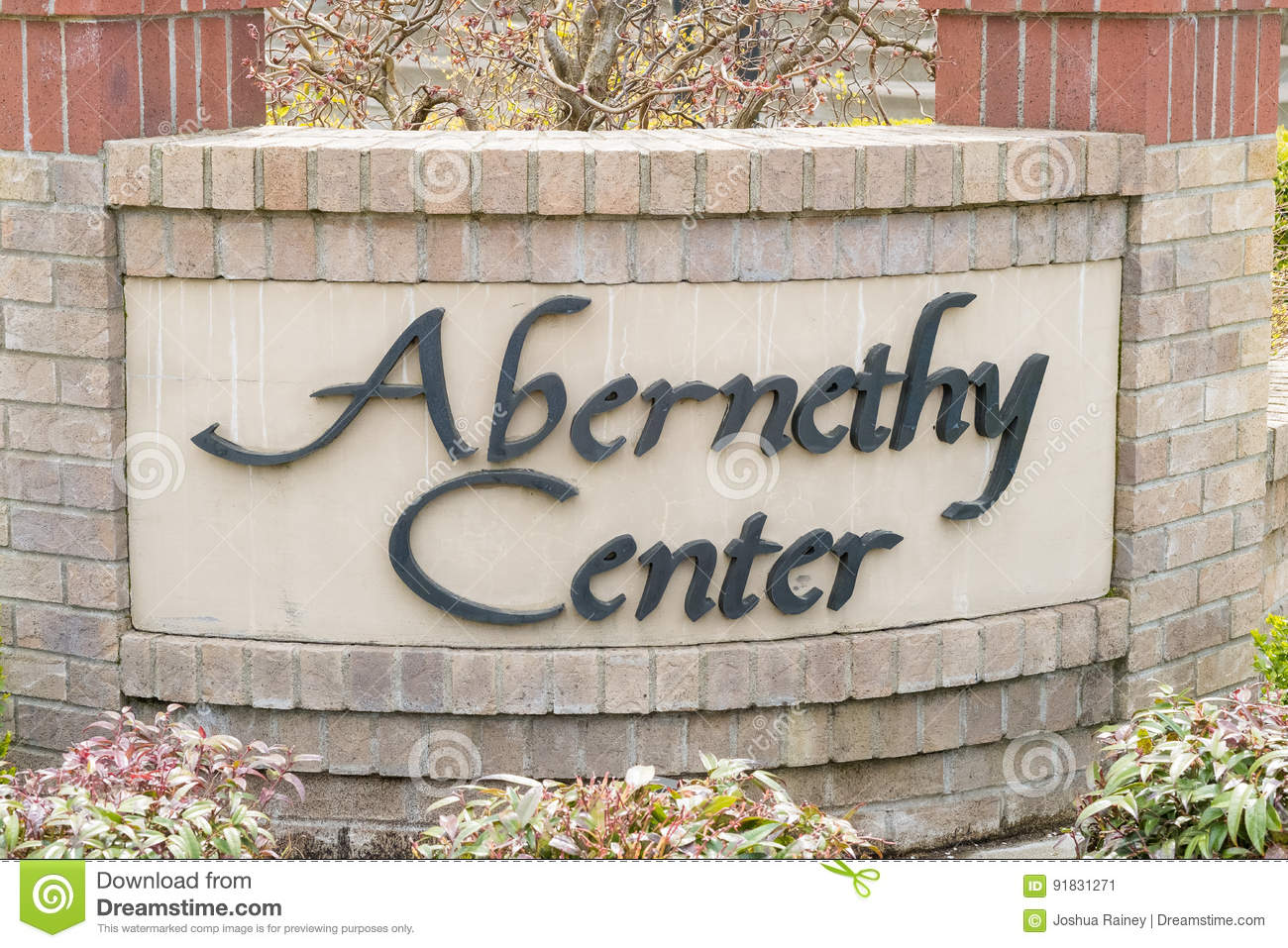 Abernethy Center And Chapel In Oregon Editorial Photo