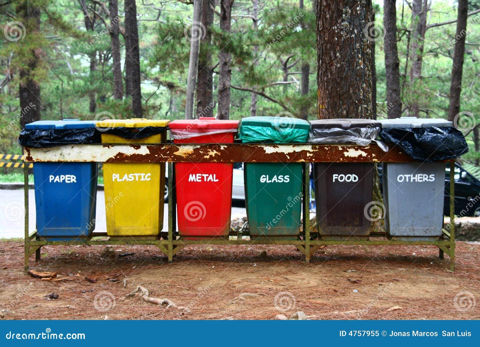 Abfallstauräume