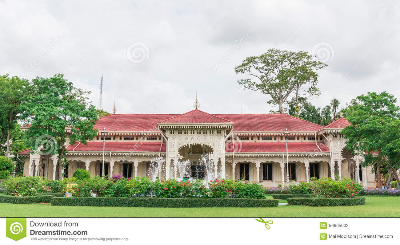 Abhisek Dusit Throne Hall Editorial Photography - Image ...