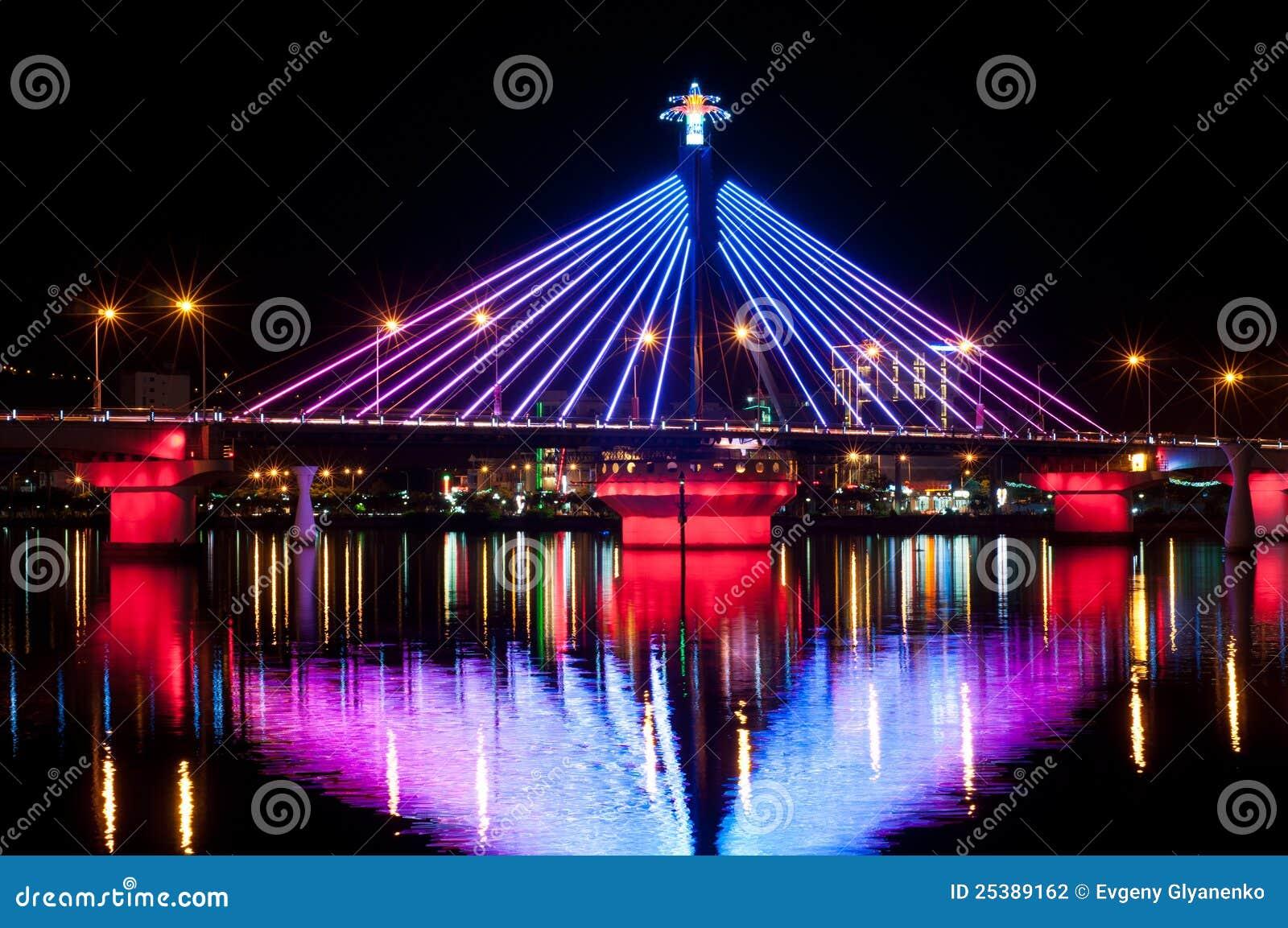 Ablichtung an der Liedhan-Brücke