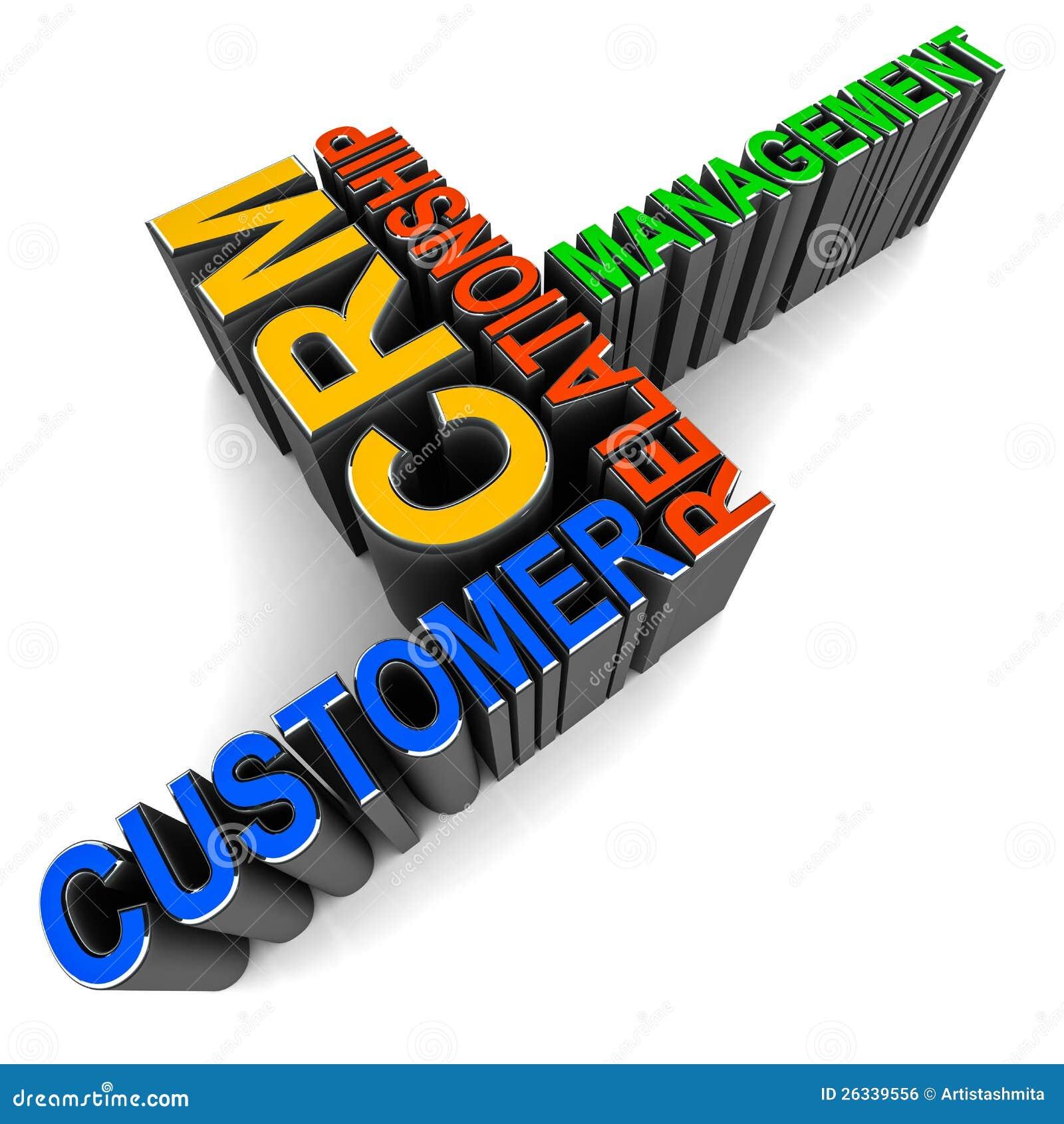 Abnehmer-Verhältnis-Management