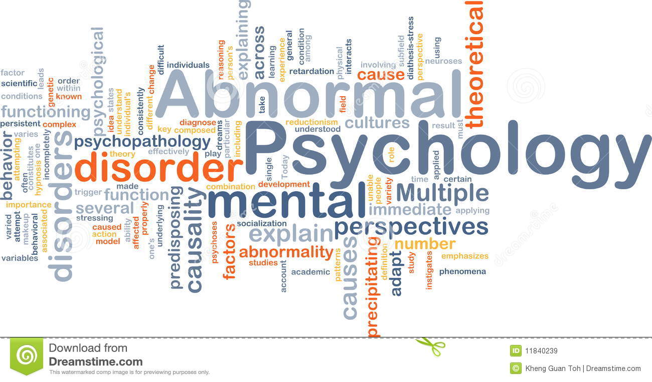 abnormal psychology Marked and persistant fear of a situation or object that is excessive, lasting more then 6 months, immediate anxiety produced to exposure, recognition that the fear is excessive and unreasonable, avoidance of the feared situation, and significant distress or impairment are general symptoms of.
