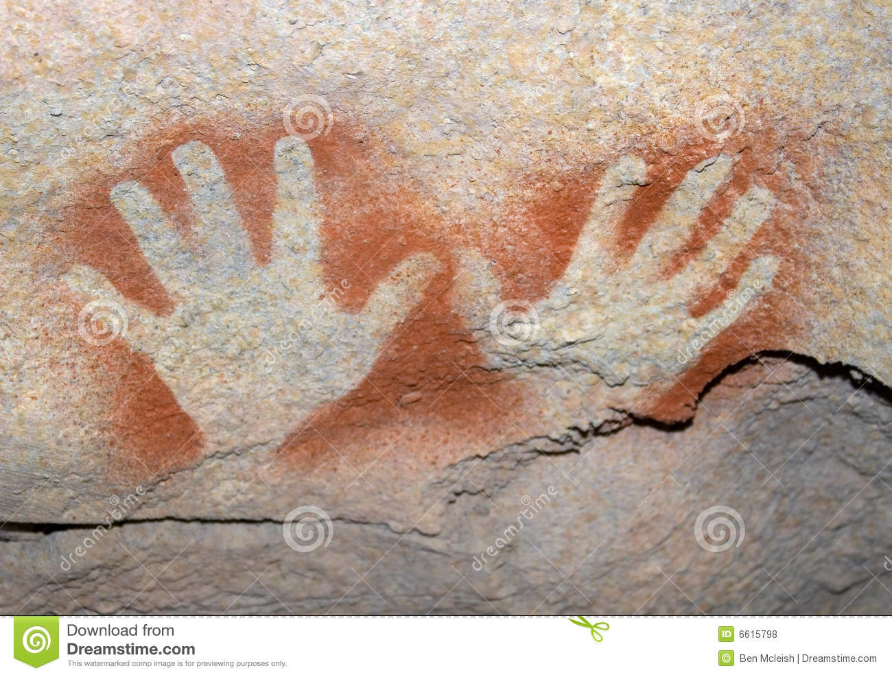 Aboriginal art hand detail stock photo image of picture sign aboriginal art hand detail toneelgroepblik Images