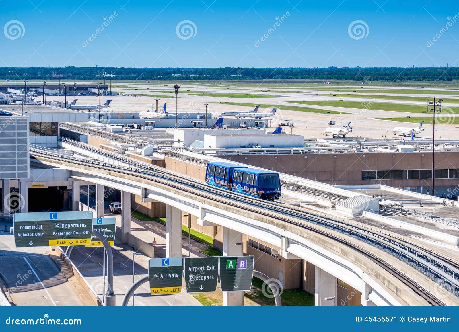 Houston Intercontinental Airport Car Rental