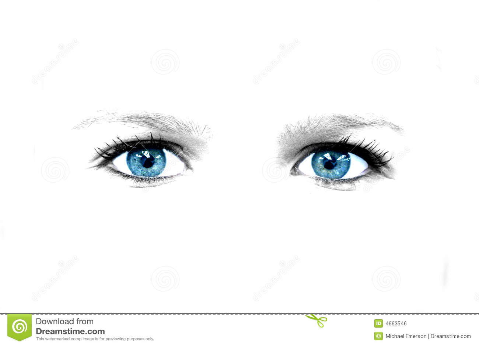 Abrégé sur œil bleu