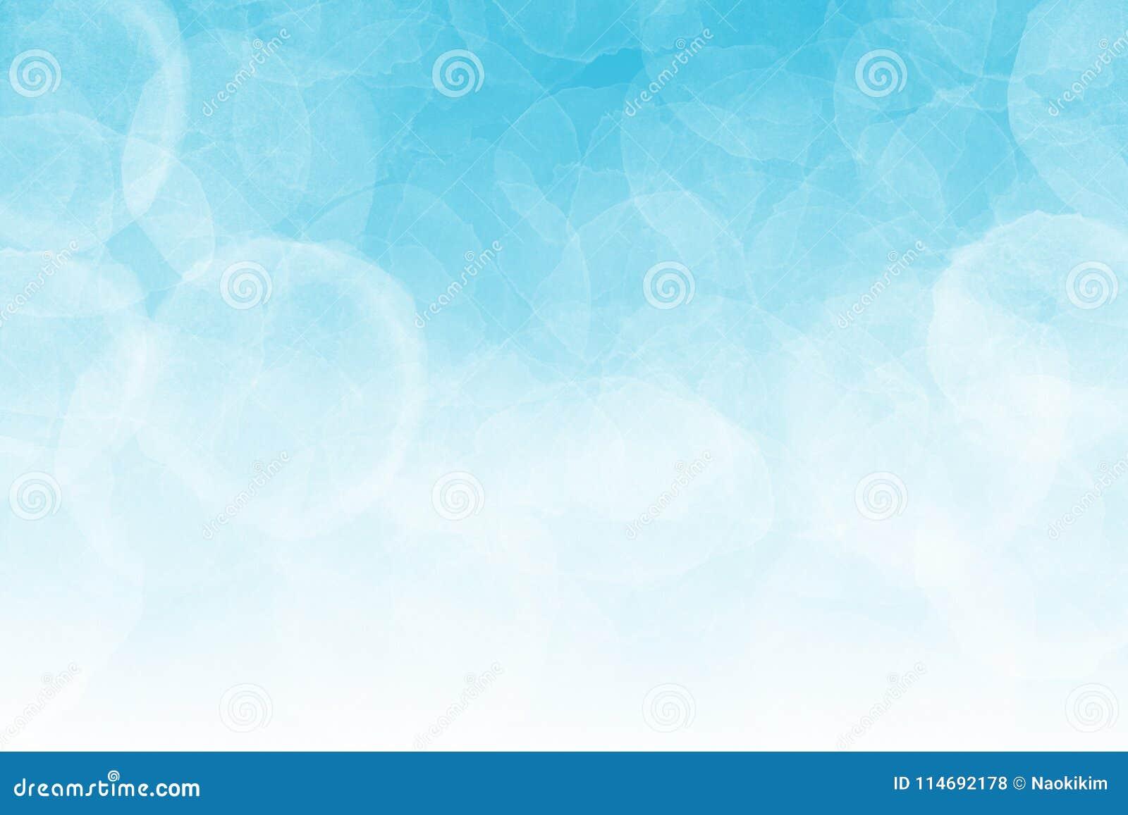 abrégé sur ciel bleu de couleur en pastel ou fond de peinture d