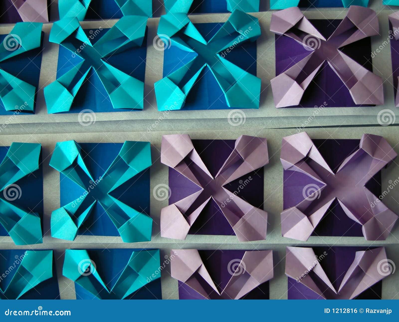 Abrégez la configuration d origami