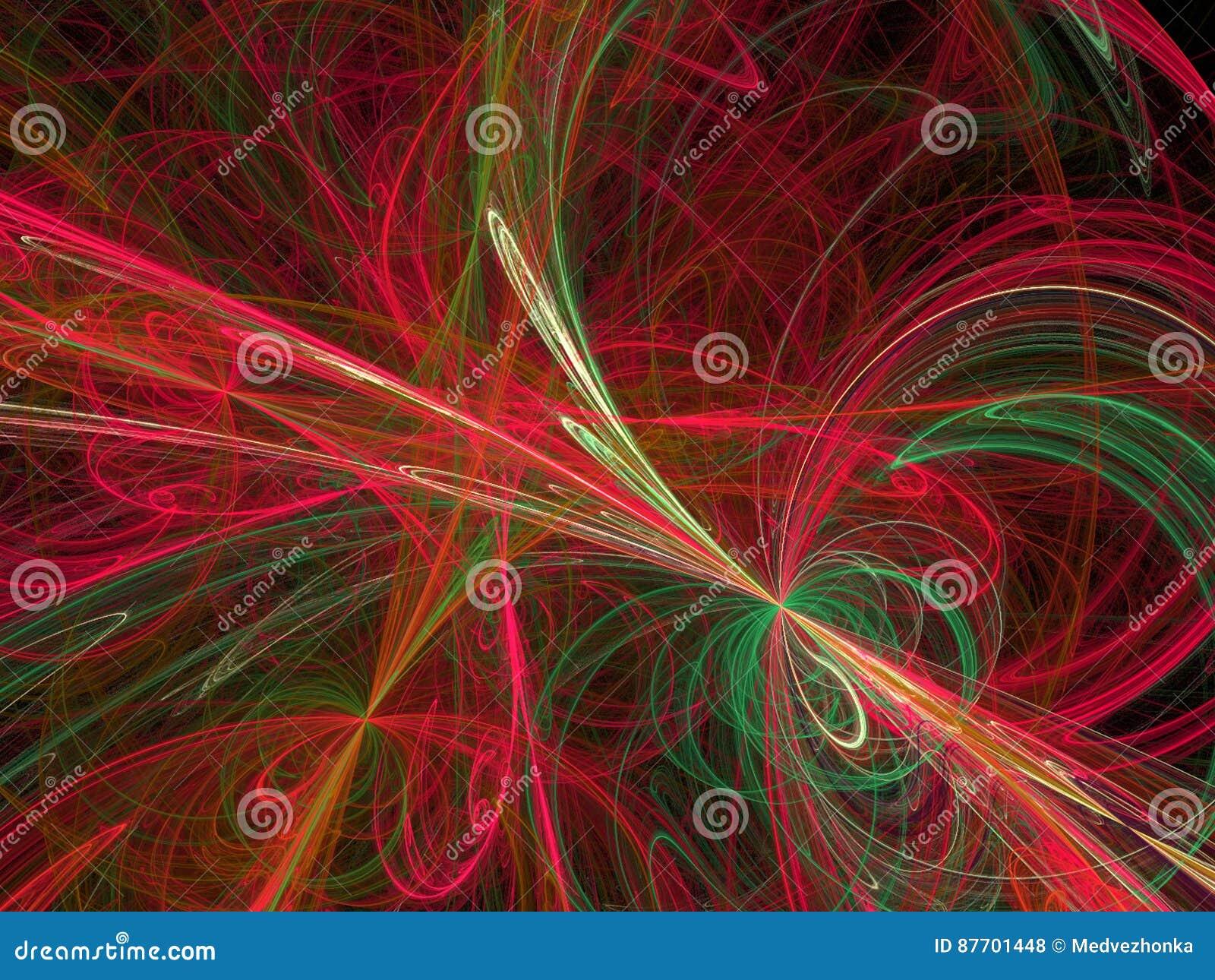Abrégez le fond Collage de Digital