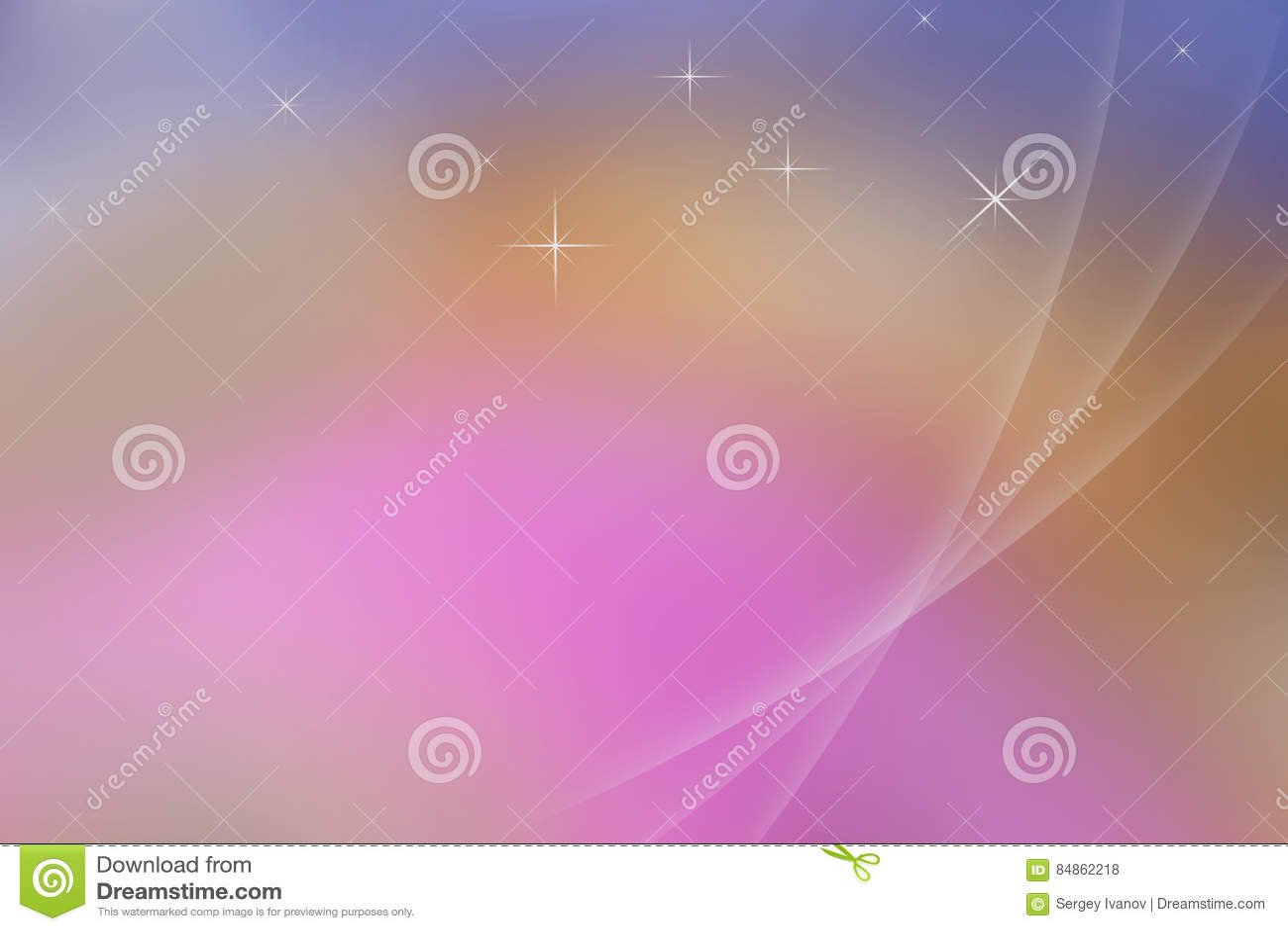 Abrégez le fond multicolore