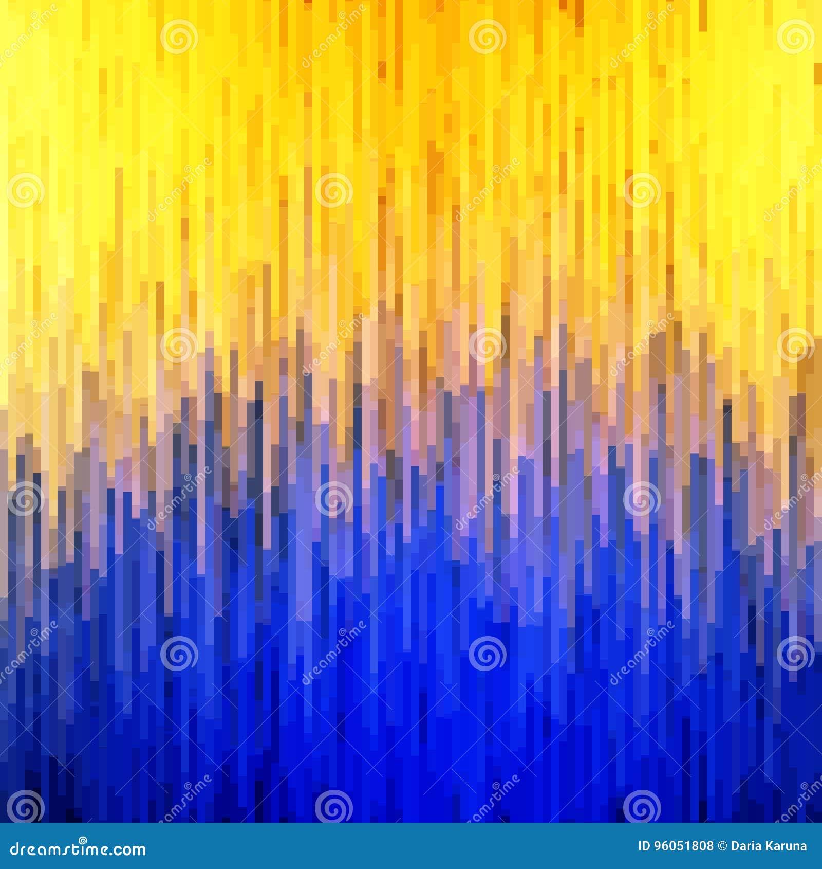 Abrégez le fond Visualisation lumineuse de musique Texture géométrique