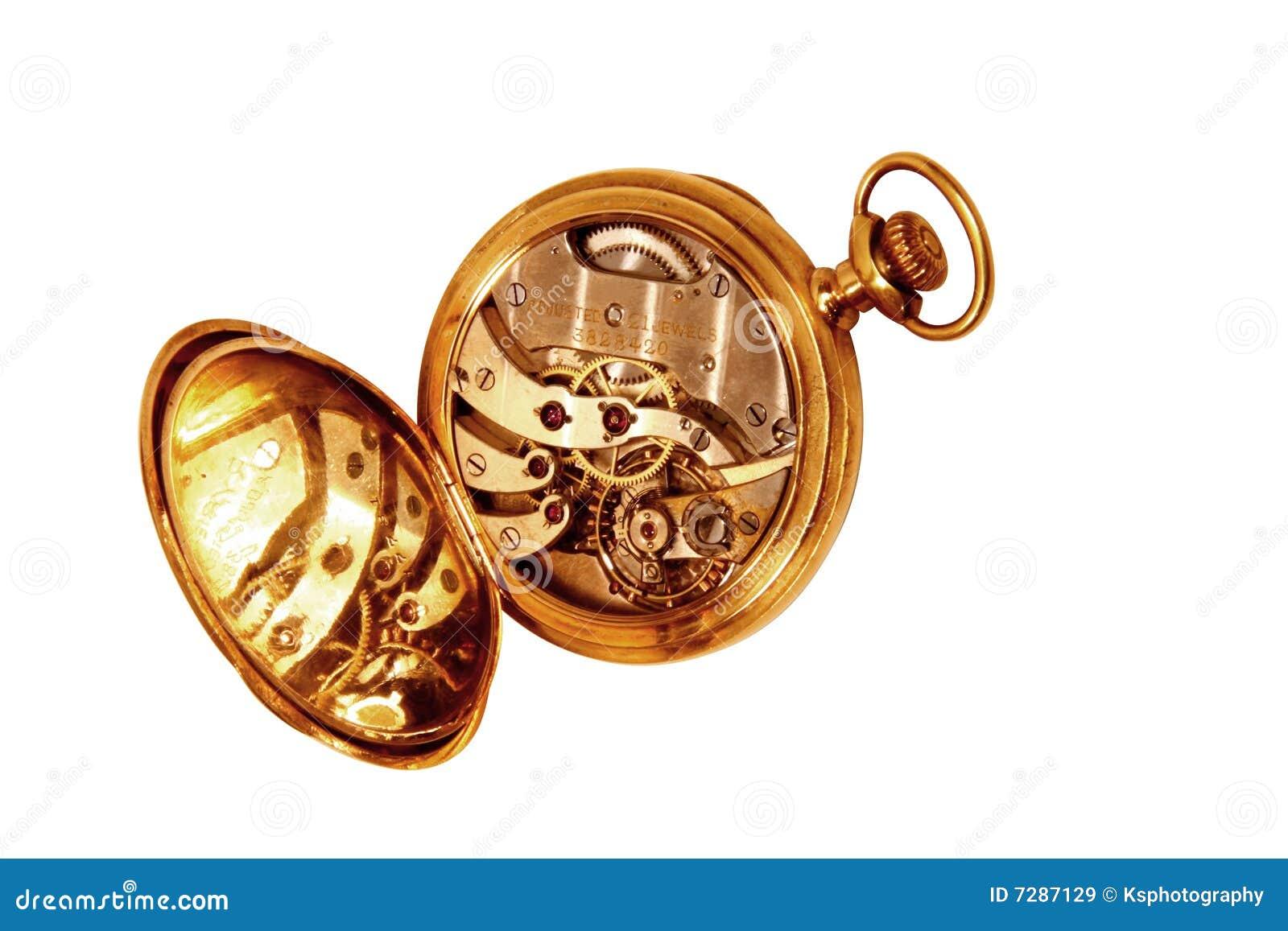 Abra el reloj