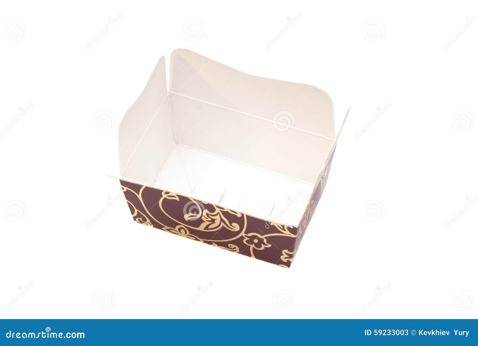 Abra la caja de regalo