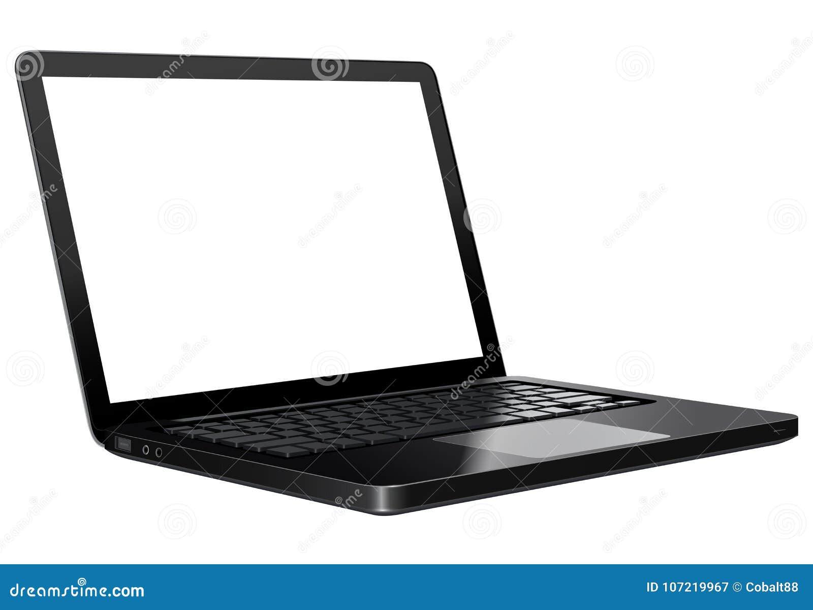 Abra la computadora portátil