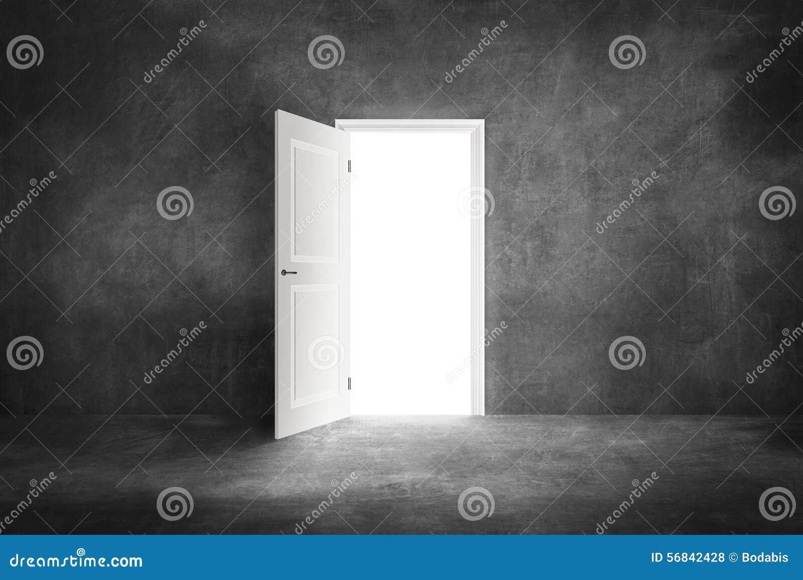 Abra la puerta