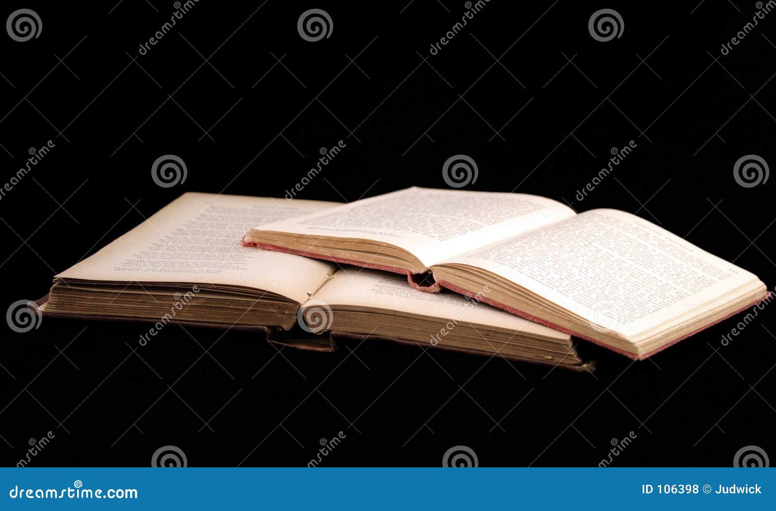 Abra livros
