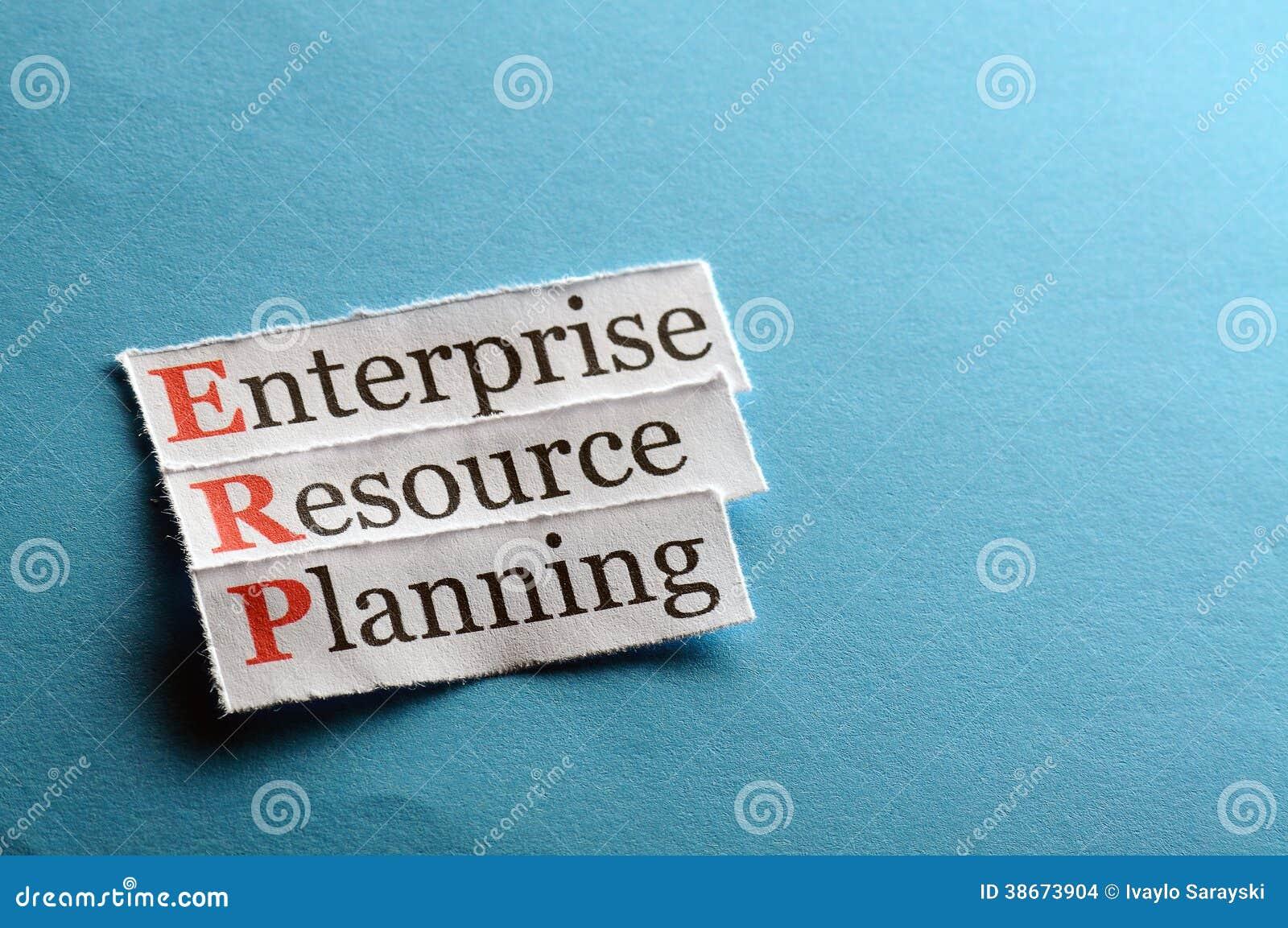 Abreviatura del ERP