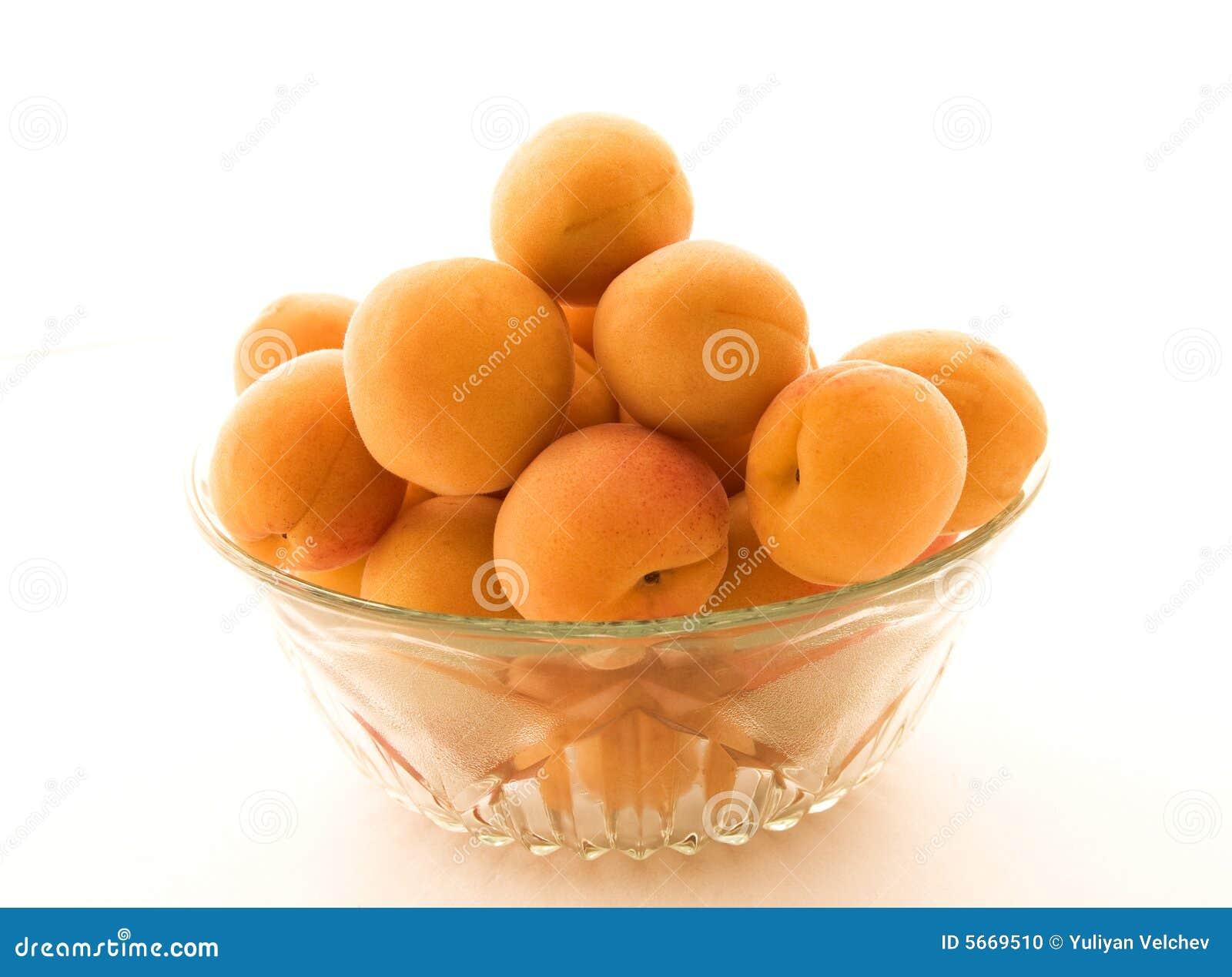 Abricots de cuvette