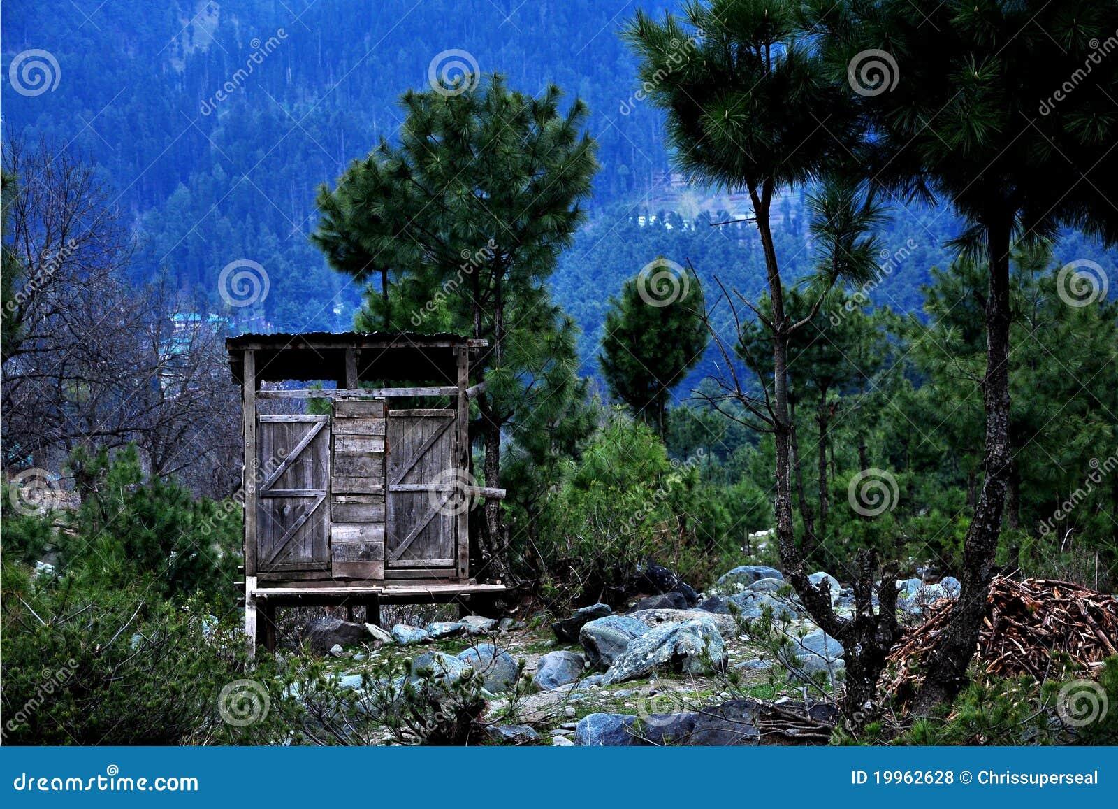 Abrigo da floresta