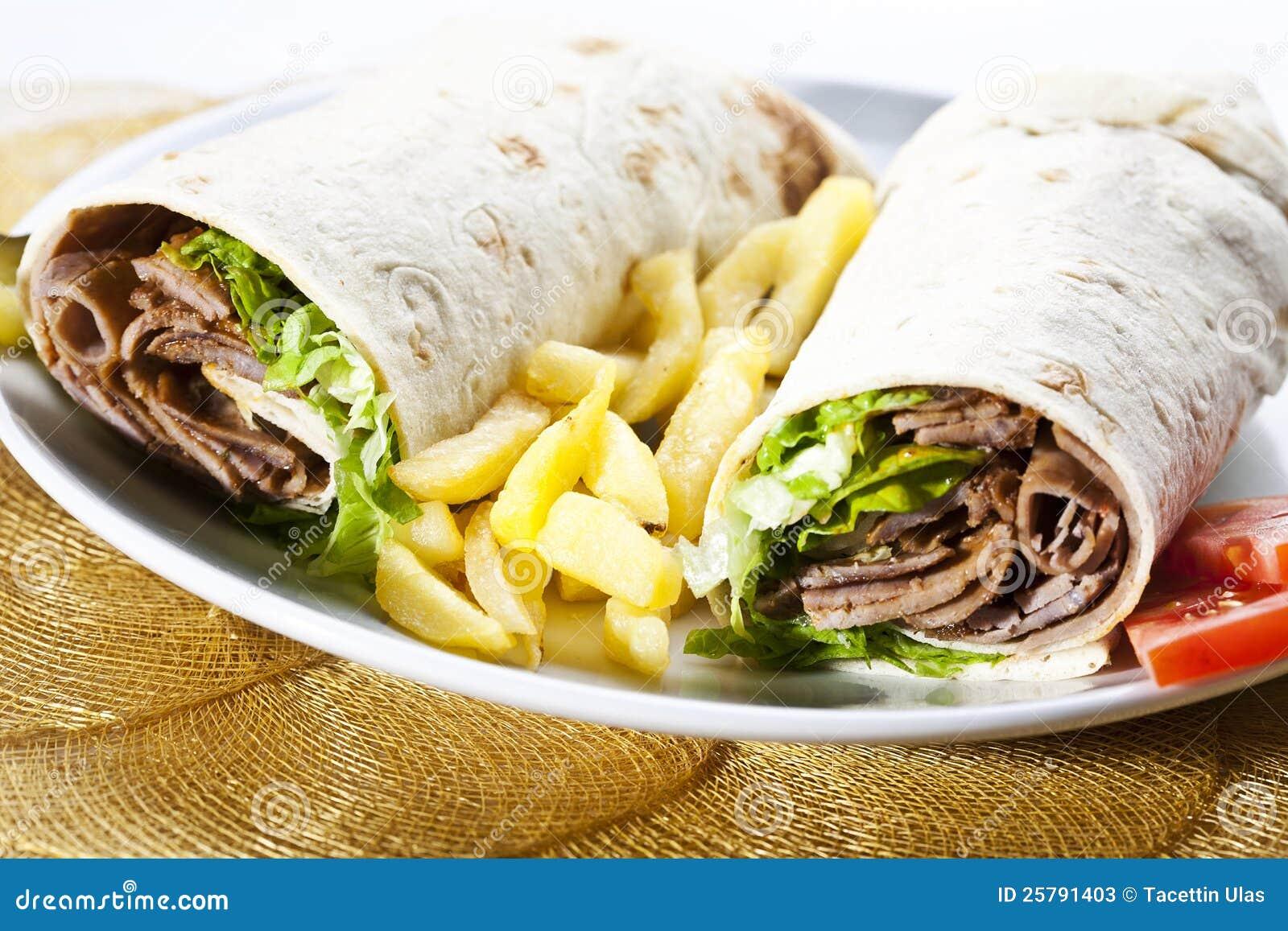 Abrigo de Kebab