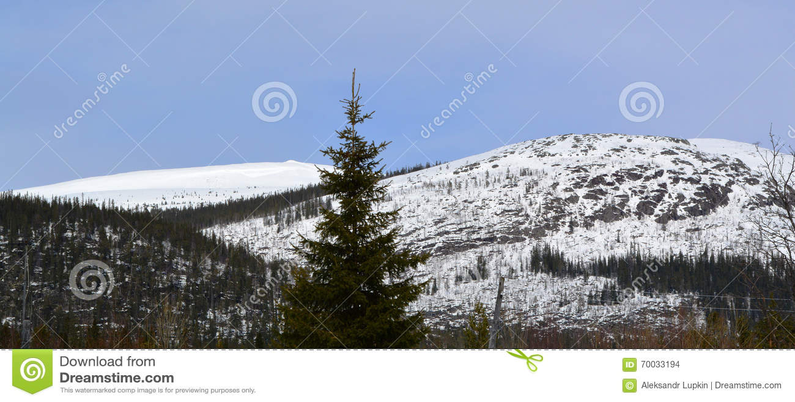 Abril Montanhas
