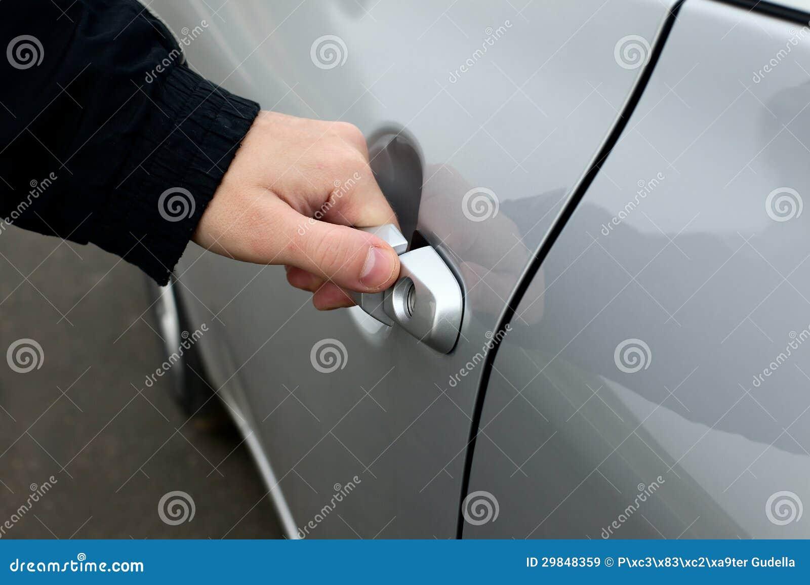 Porta de carro