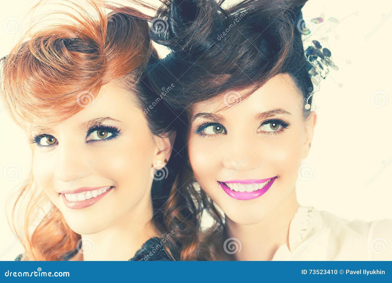 Gorgeous twin