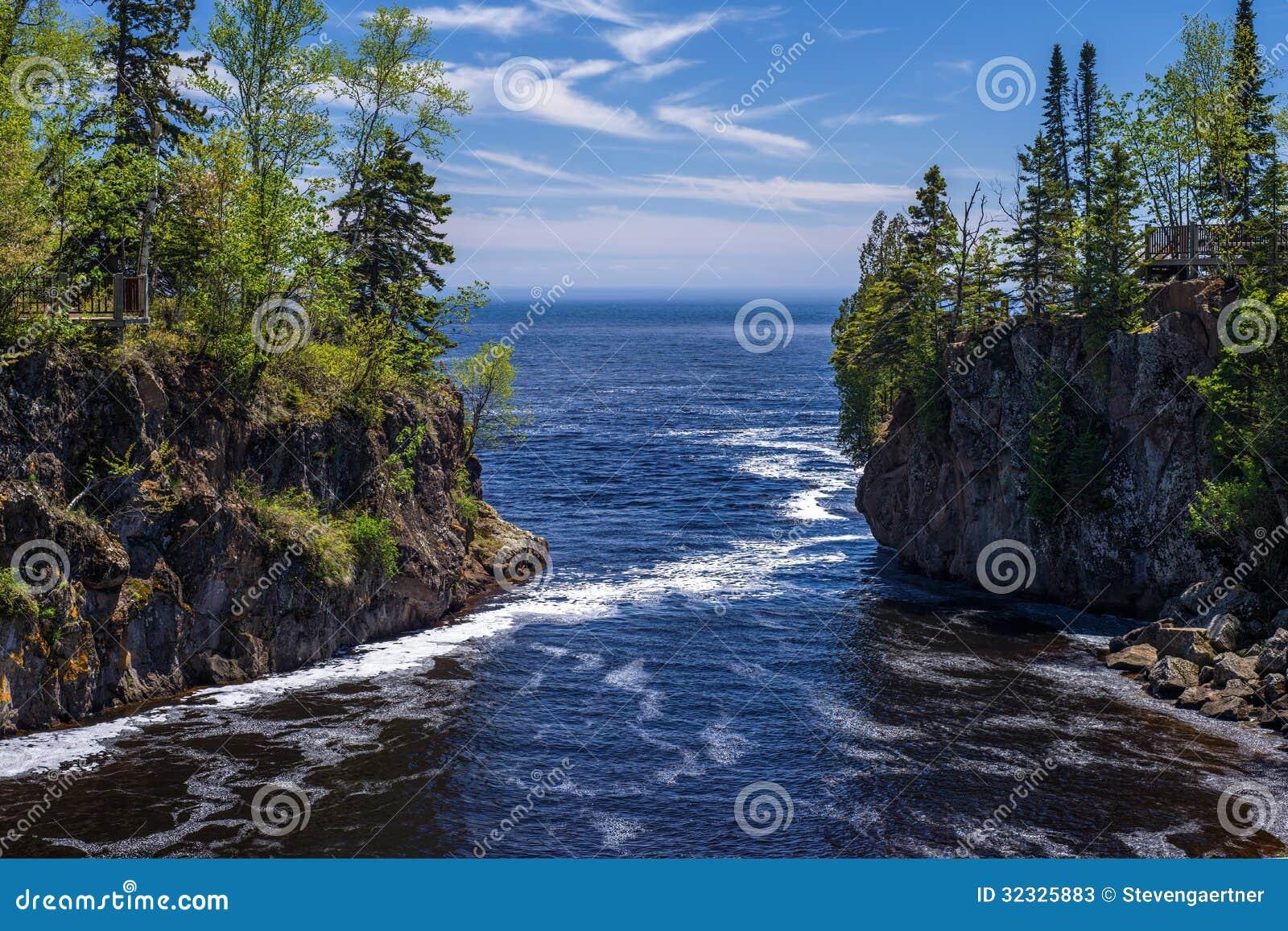 Absolutismflod, Lake Superior